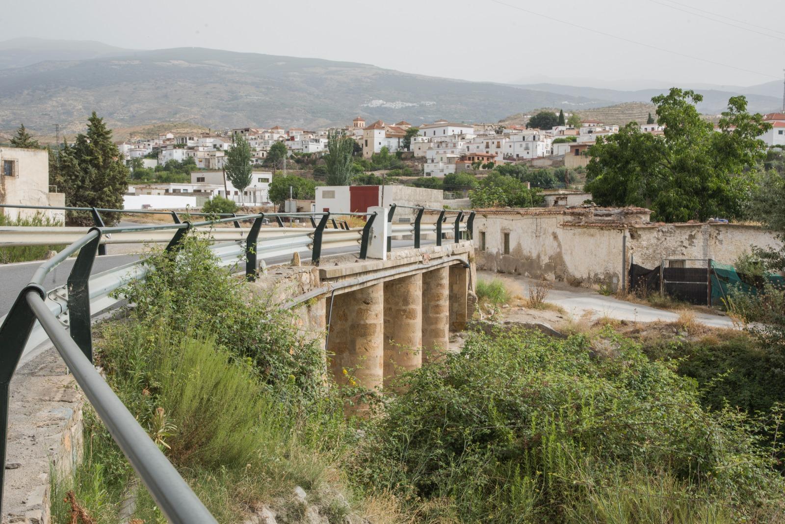 La Junta licita las obras de mejora de la carretera A-4126 que sirve de acceso principal a Ugíjar