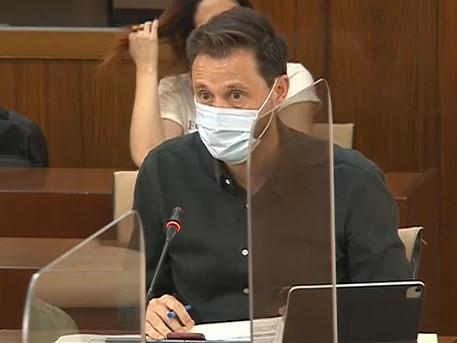 El PSOE urge a la Junta a incrementar las inversiones en materia judicial