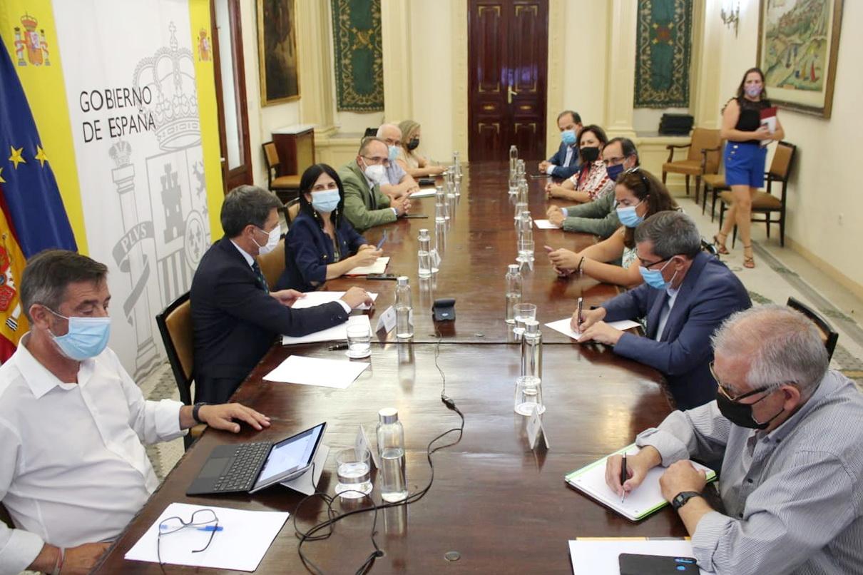 """La Mancomunidad valora como """"un nuevo paso histórico» el anuncio del gobierno para las conducciones del sistema Béznar-Rules"""