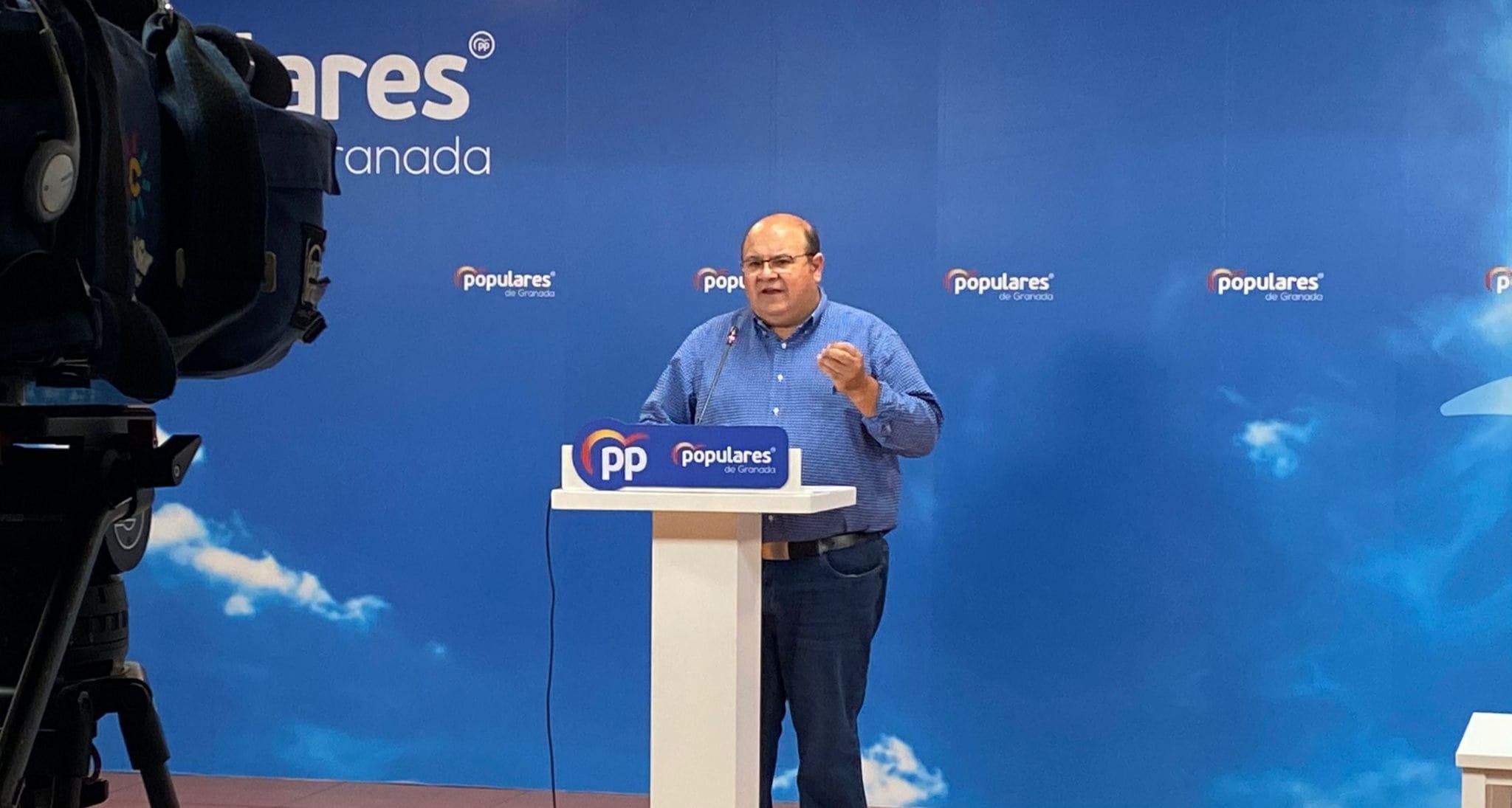 """Robles (PP) exige a Subdelegación que aclare por qué el nuevo Cate de Motril continúa cerrado, año y medio después de iniciarse las obras que consideraron """"de emergencia"""""""