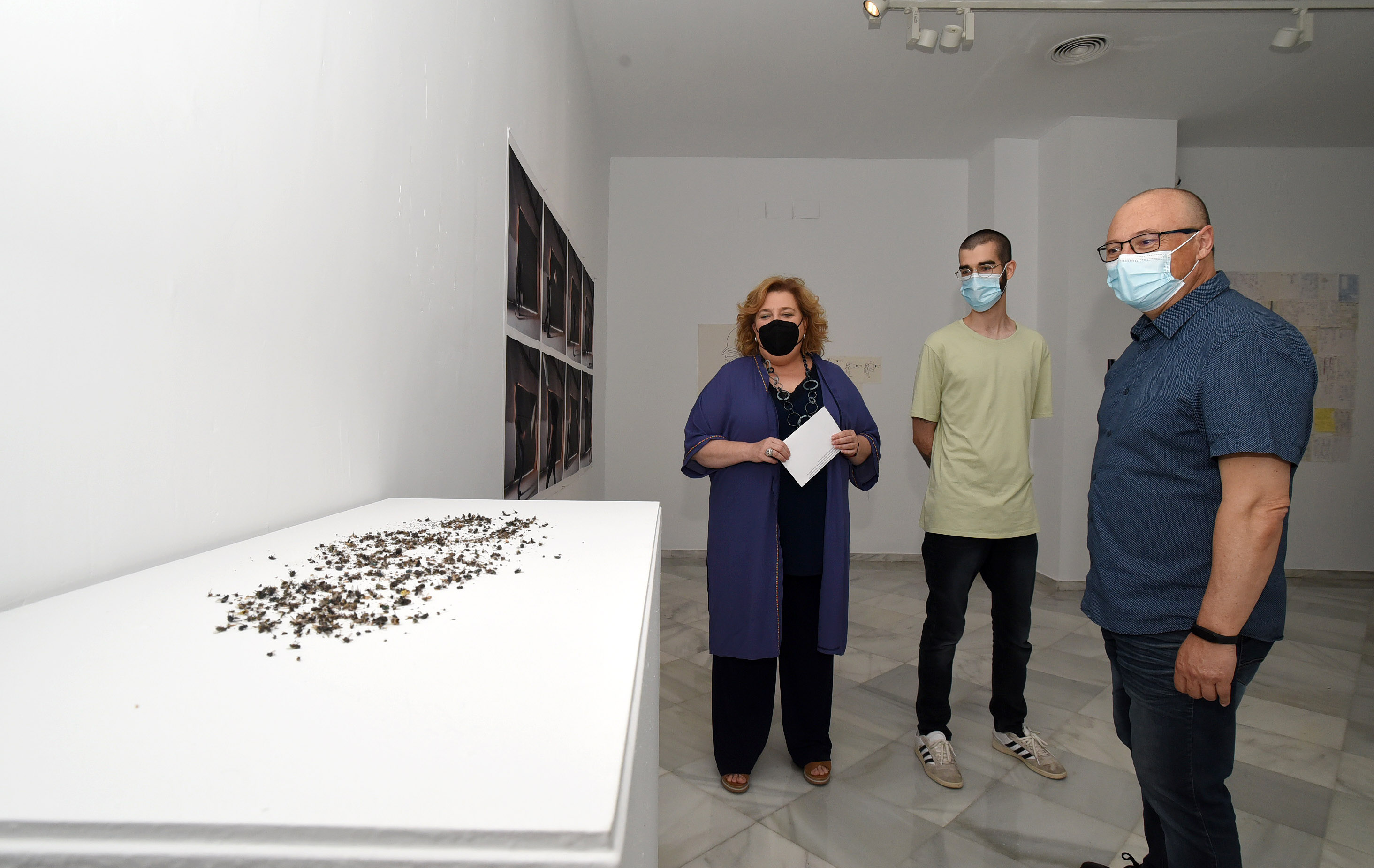 Diputación convoca el premio a la creación artística Granada de Fondo