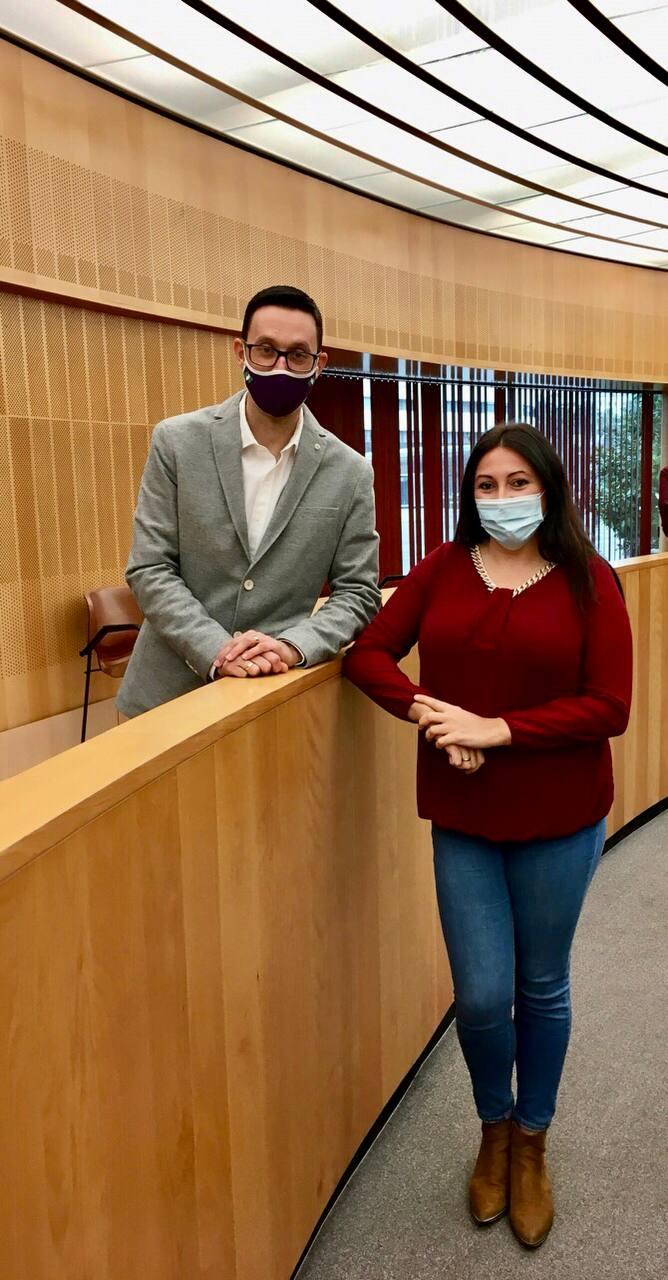 """Podemos Granada tacha de """"inadmisible"""" el ERE de CaixaBank y apuesta por una banca pública"""