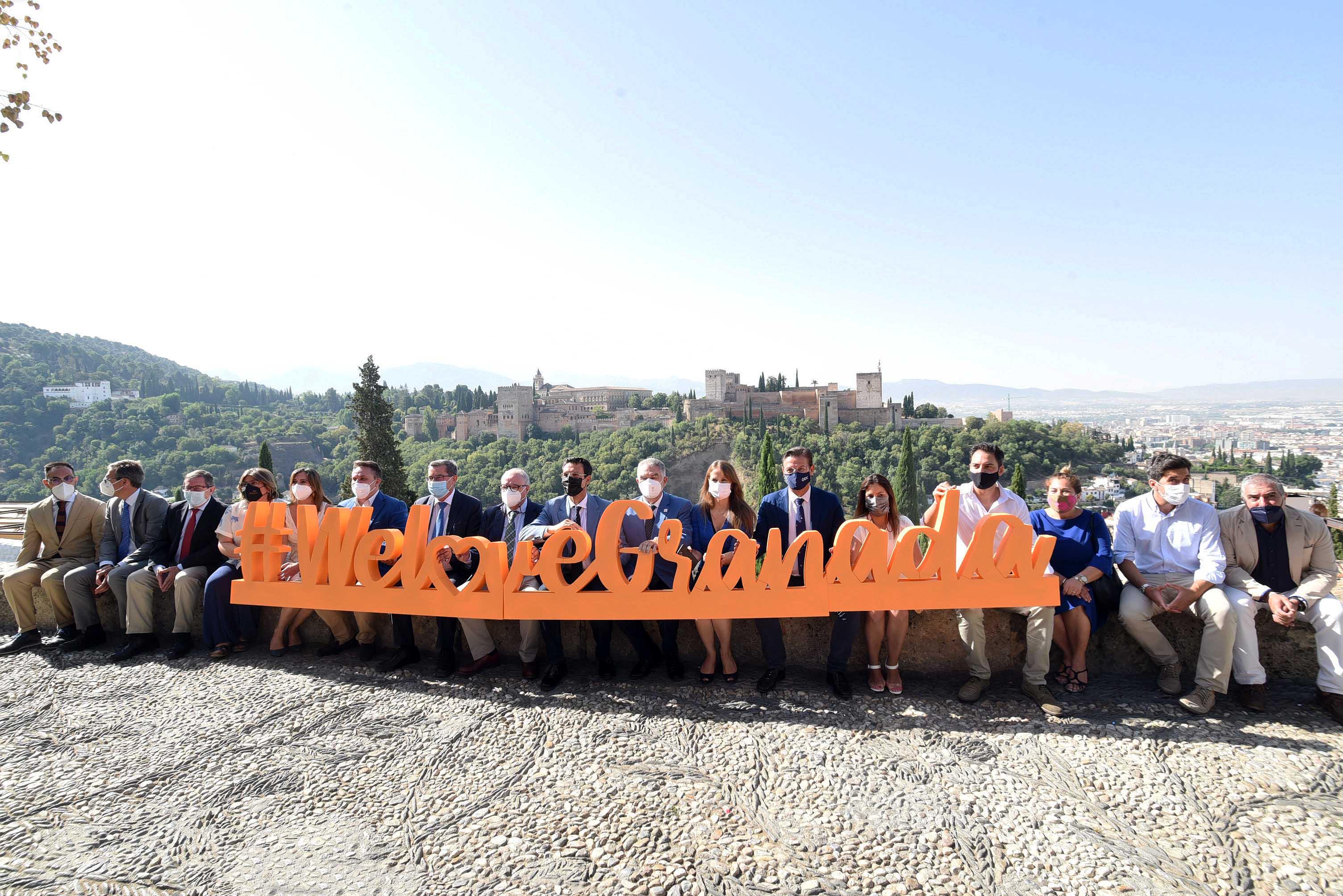 Diputación, premio 'We love Granada' de la Federación de Empresas de Hostelería y Turismo