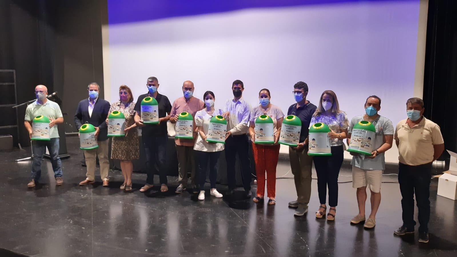 Ocho municipios de la Costa de Granada competirán este verano por conseguir la Bandera Verde de Ecovidrio
