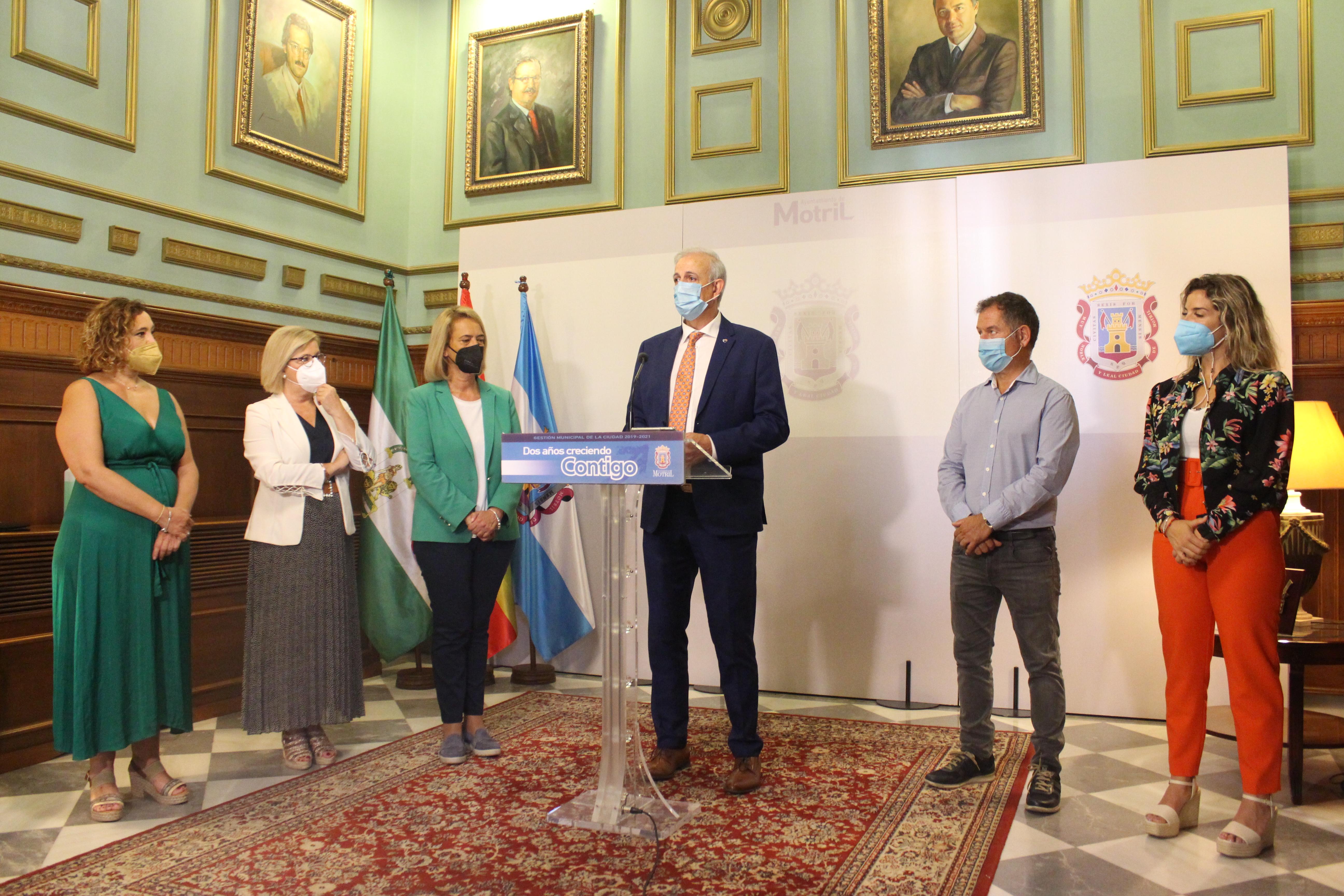 Igualdad destina más de 20 millones de euros al municipio de Motril para Políticas Sociales