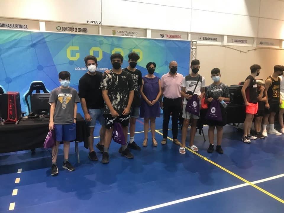 Jóvenes de Otura, Gójar, Ogíjares y Dílar participan en la GOOD Gamers Cup, un encuentro sobre videojuegos