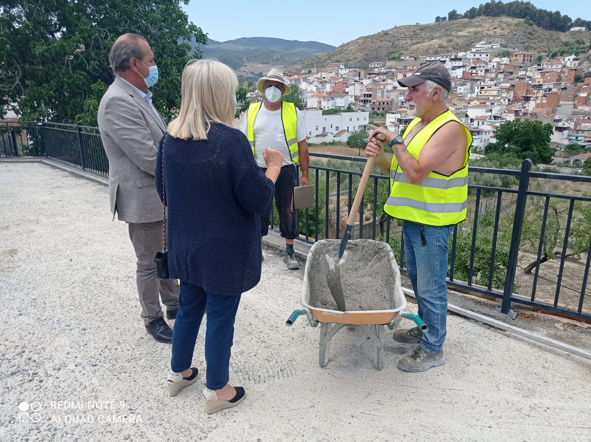 La Peza recibe 60.500 euros para adecuar su centro de salud y un espacio para autocaravanas
