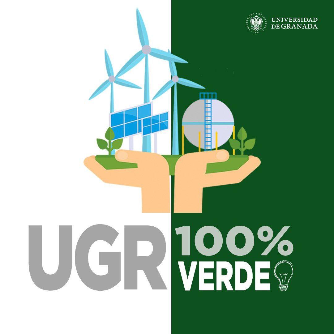 La UGR renueva el convenio marco para el suministro de energía eléctrica con garantía de origen renovable