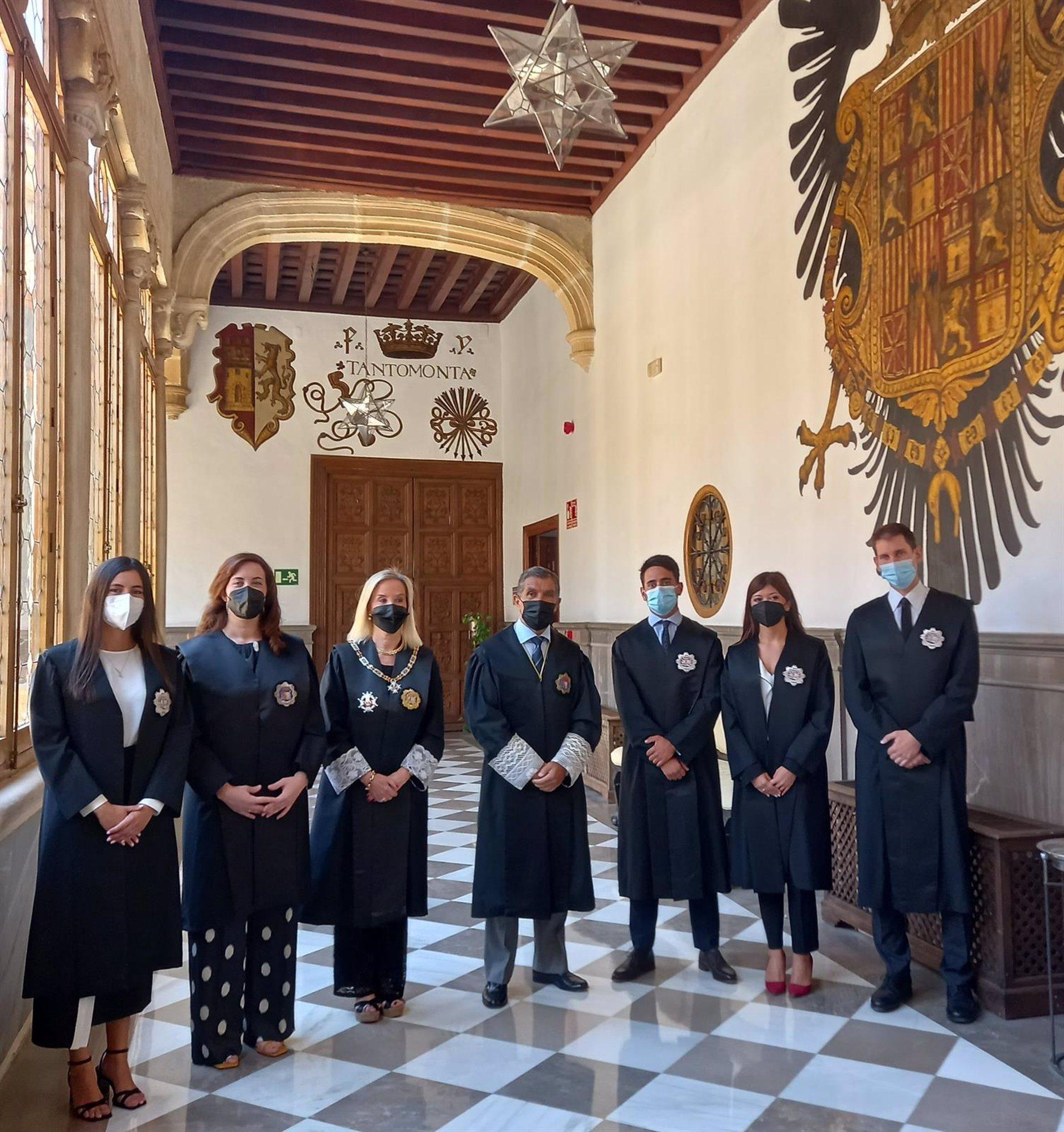Veintisiete nuevos fiscales se incorporan en la Fiscalías de Andalucía