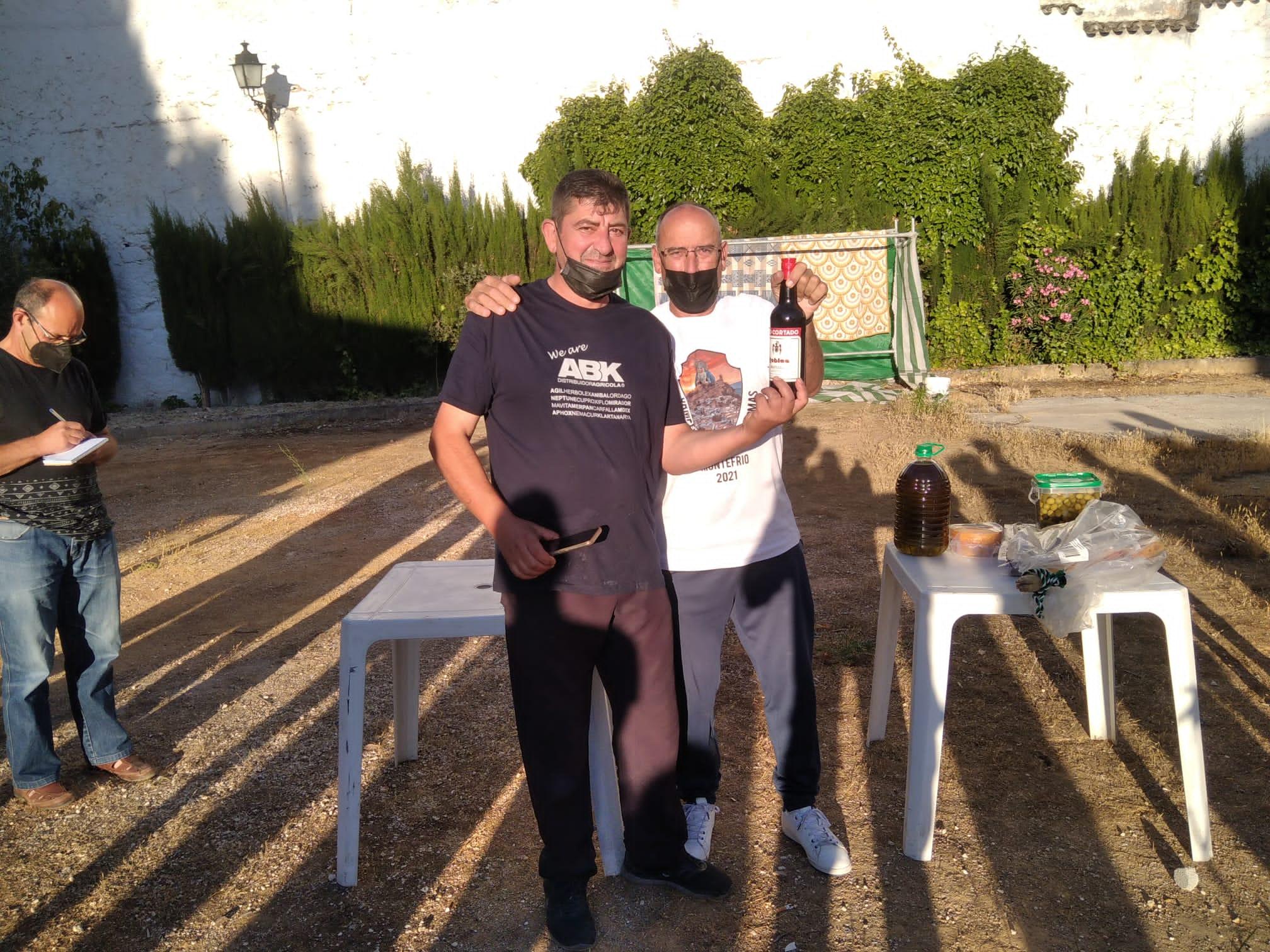 Gerardo Tirado gana una nueva edición del tradicional Concurso de Tirachinas de Montefrío