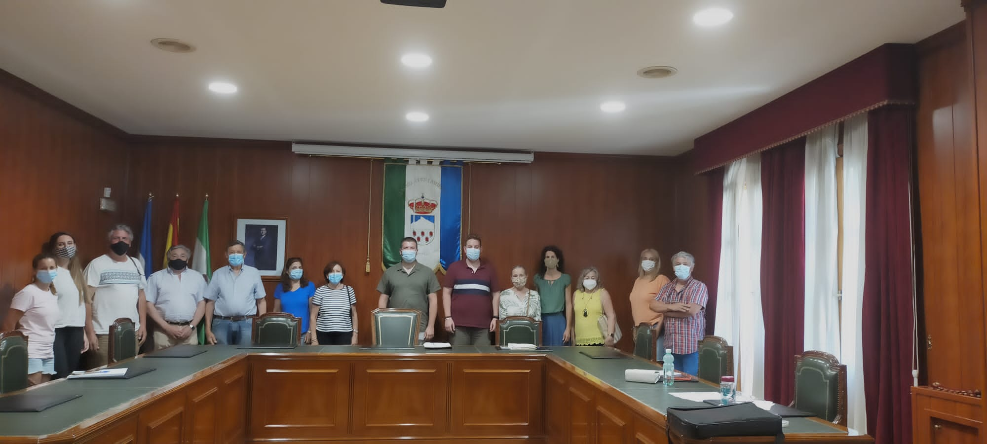 Monachil implica a las asociaciones en las decisiones municipales mediante el Consejo de Participación Ciudadana