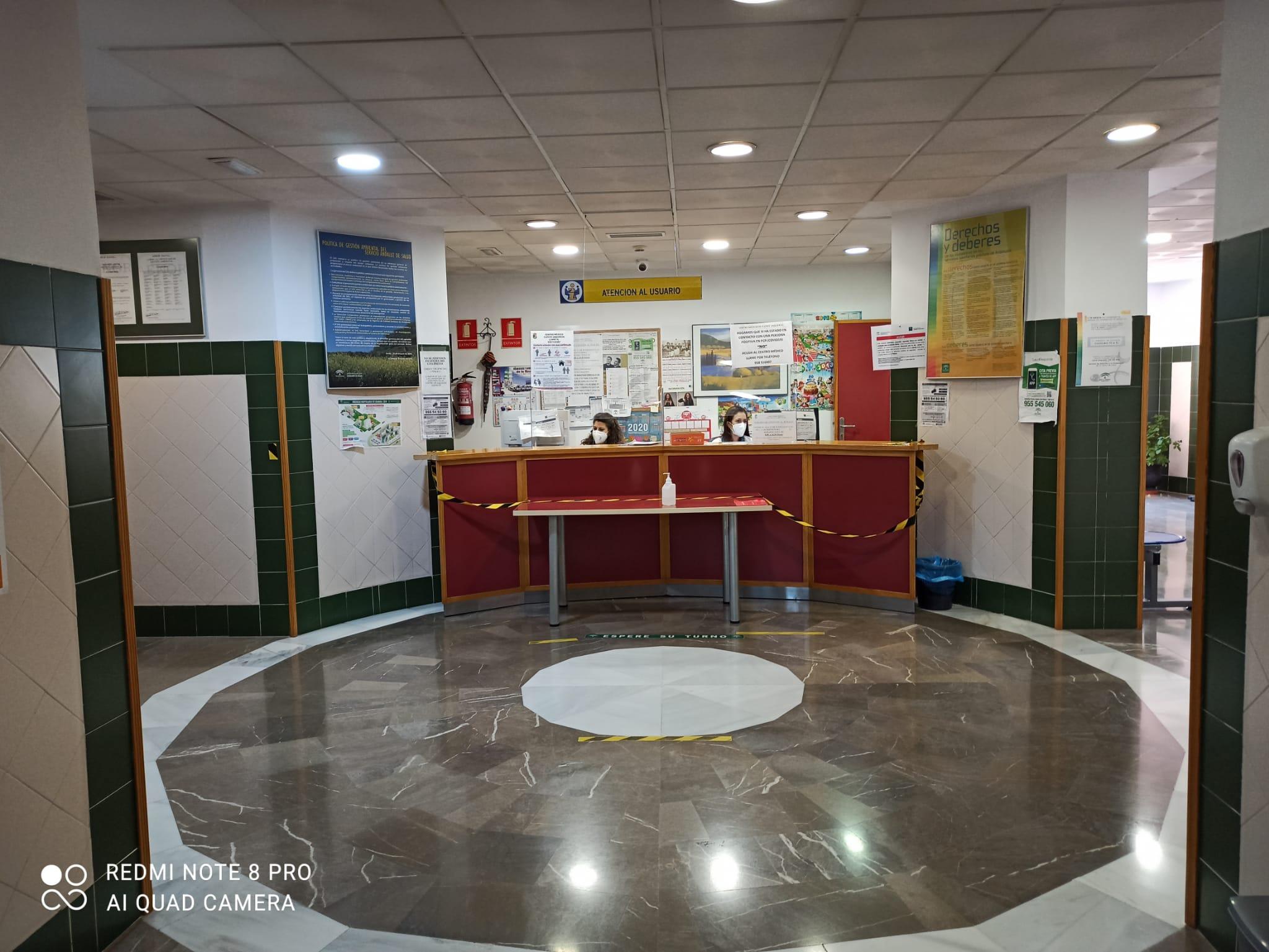 Fuente Vaqueros exige a la Junta de Andalucía que refuerce de manera inmediata el personal sanitario de su centro de salud
