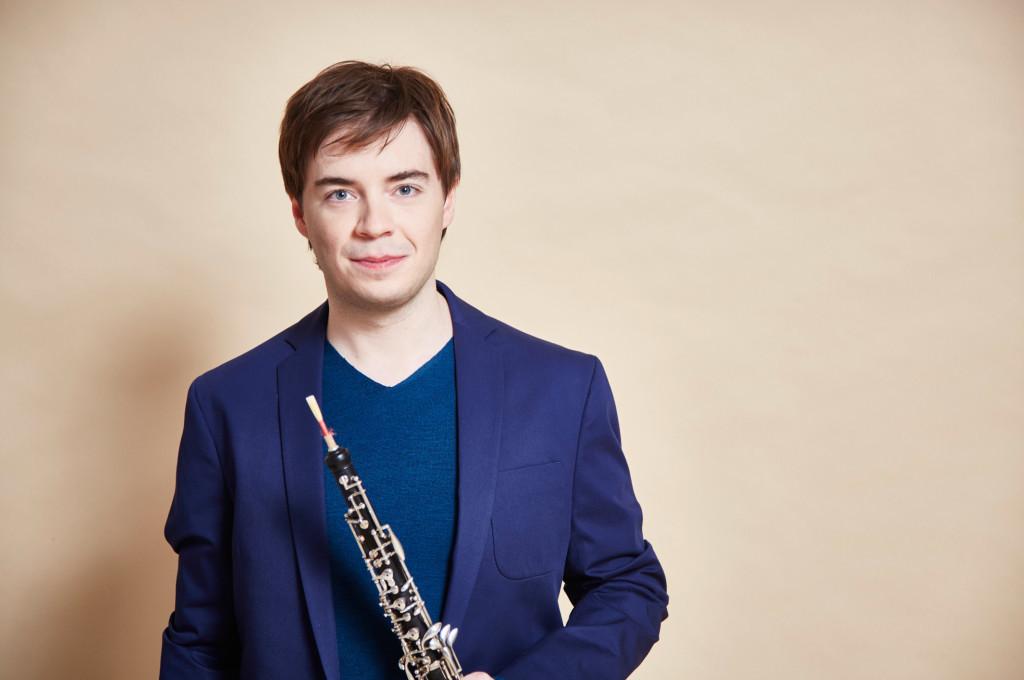 Ramón Ortega, primer oboe de la Orquesta Filarmónica de Los Ángeles, ofrece un concierto en Montefrío