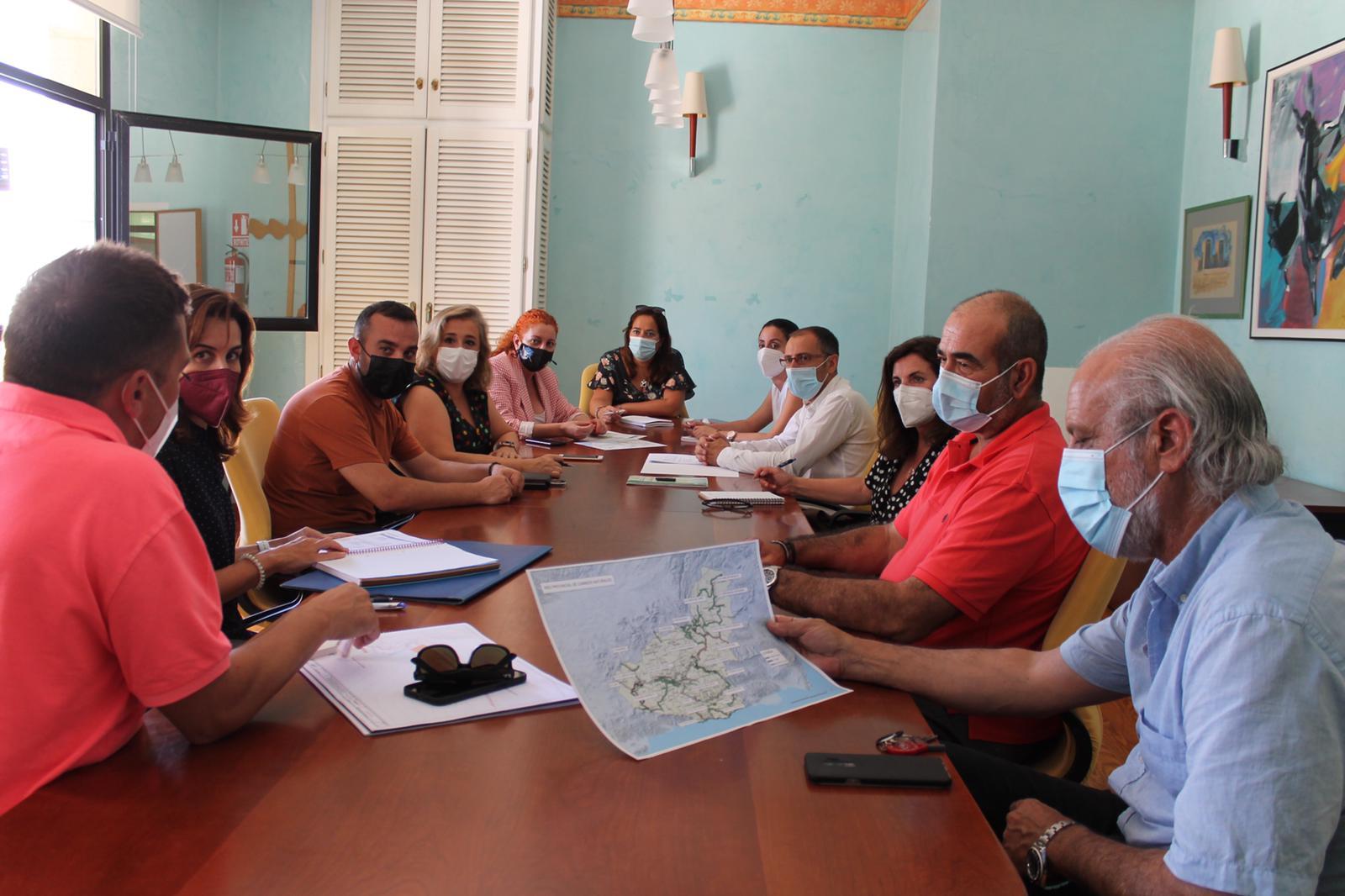 Solicitan a la Junta la declaración de interés del proyecto de la Senda Litoral de la Costa Tropical