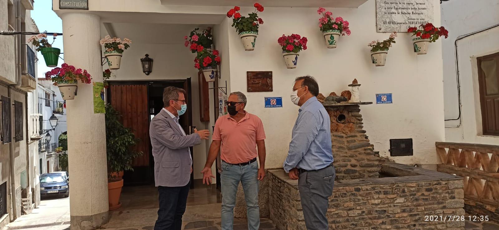Turismo invierte 59.900 euros en la mejora del Centro de Interpretación de la Brujería de Soportújar