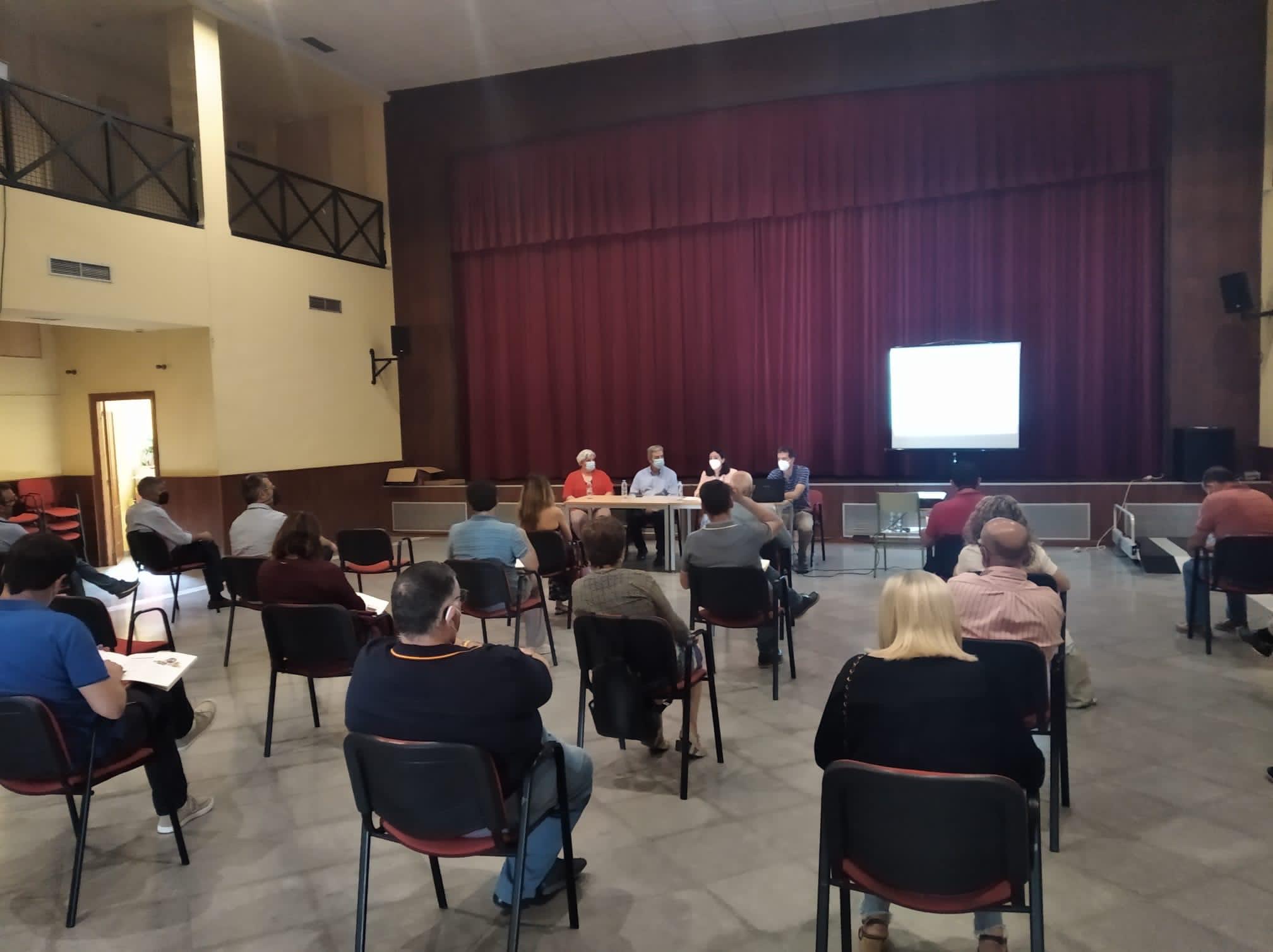 Diputación convoca reuniones comarcales para dar a conocer la nueva normativa de residuos