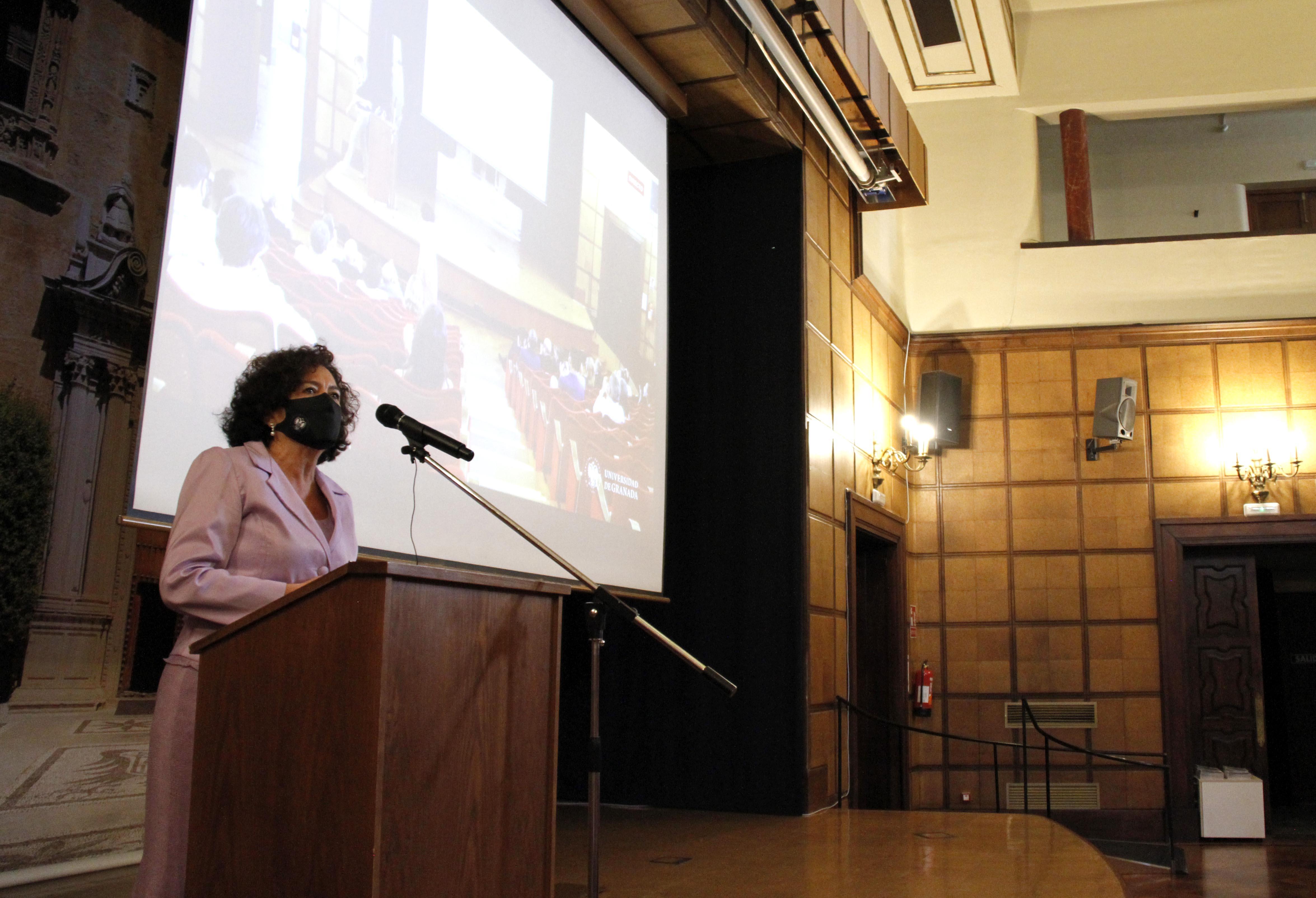 La UGR presenta Horizonte V Centenario, el proyecto que llevará a la universidad a celebrar sus quinientos años