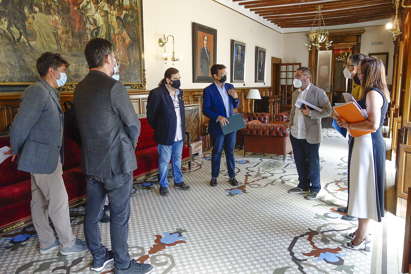 El nuevo PGOU diseñará «la Granada de las próximas décadas», según Cuenca