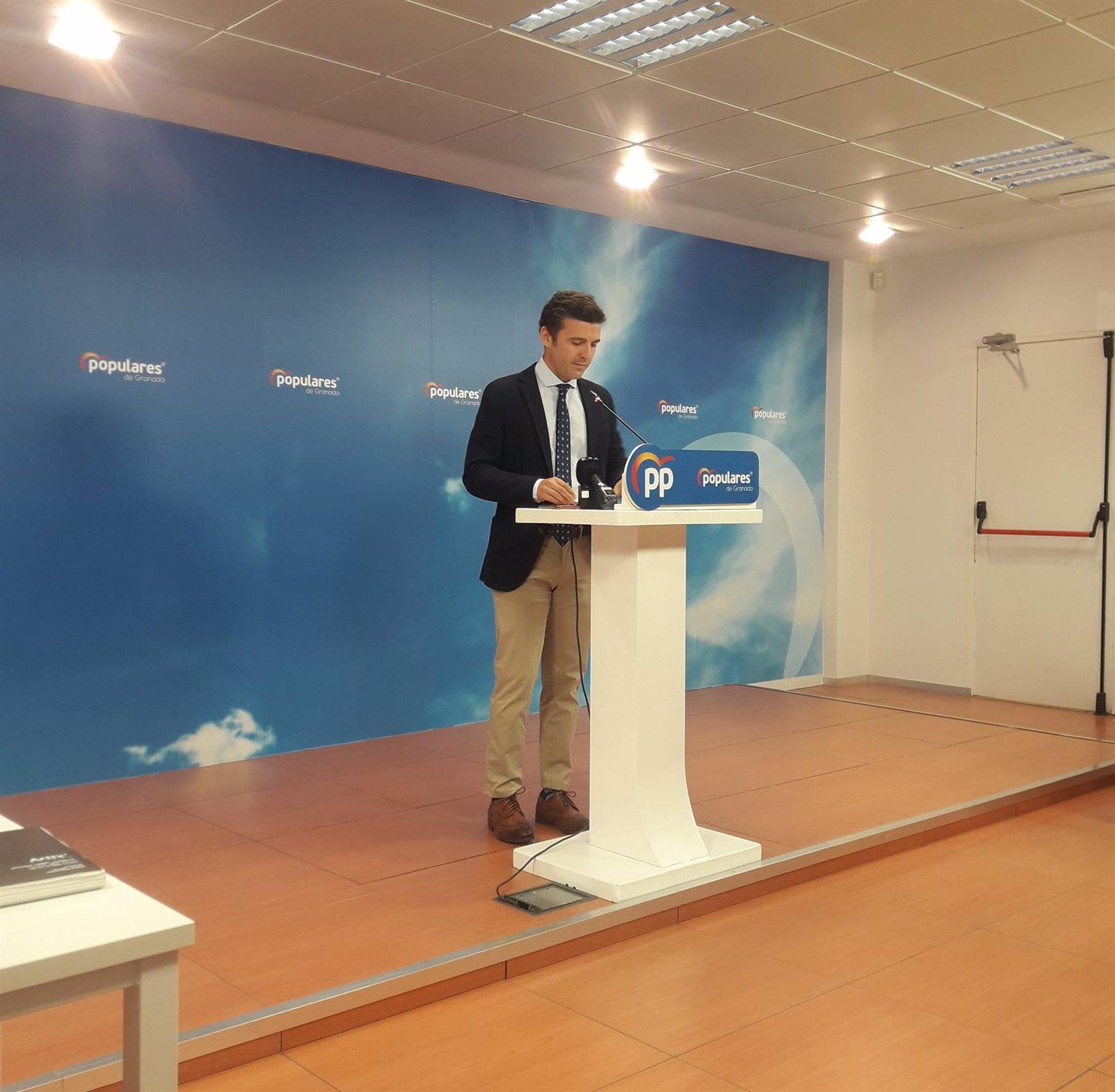PP afirma que presentará al candidato que «más opciones tenga» para conseguir la Alcaldía de Granada