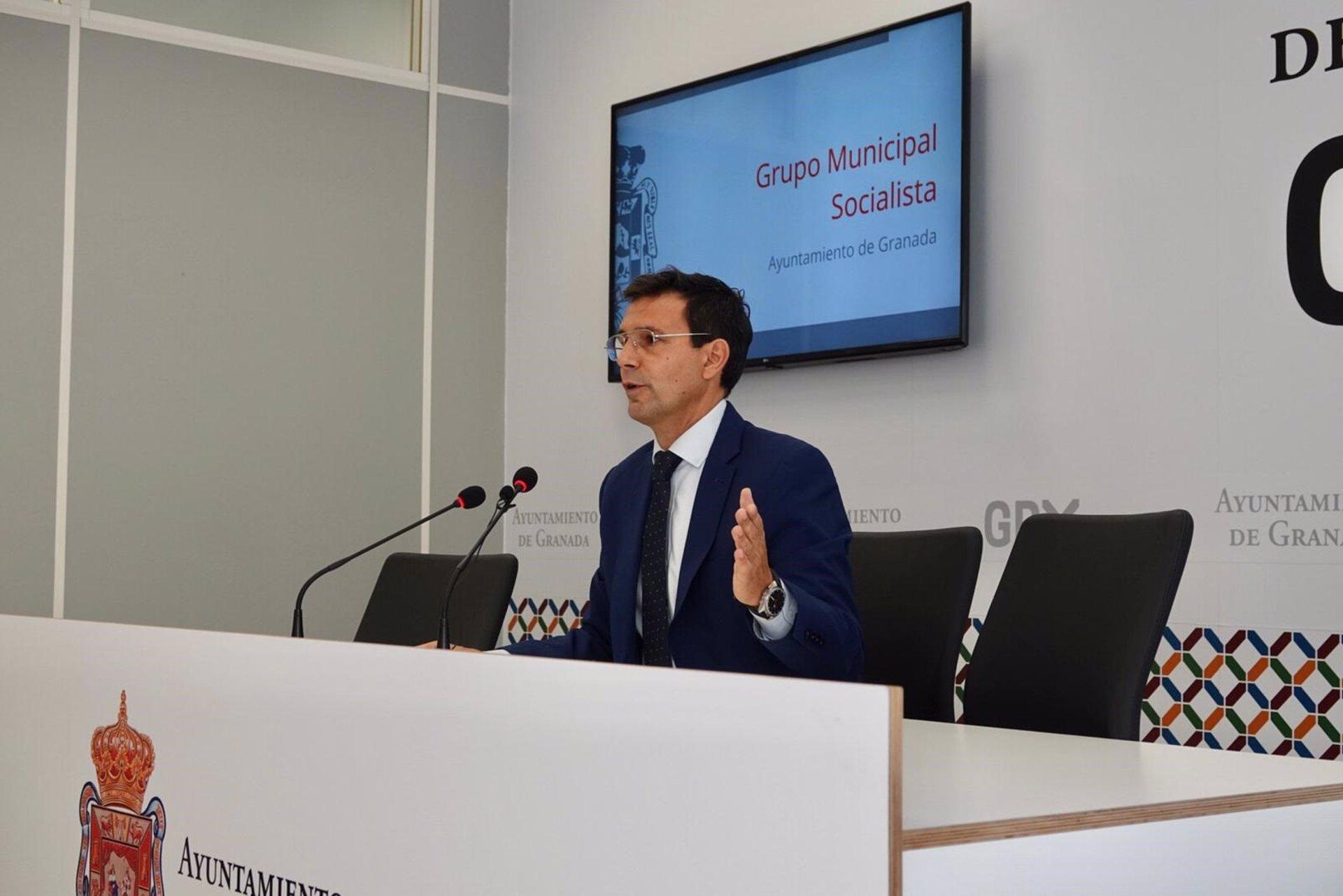 Cuenca aboga por que sea el PSOE quien «lidere la salida» de la crisis municipal y pide «altura de miras»