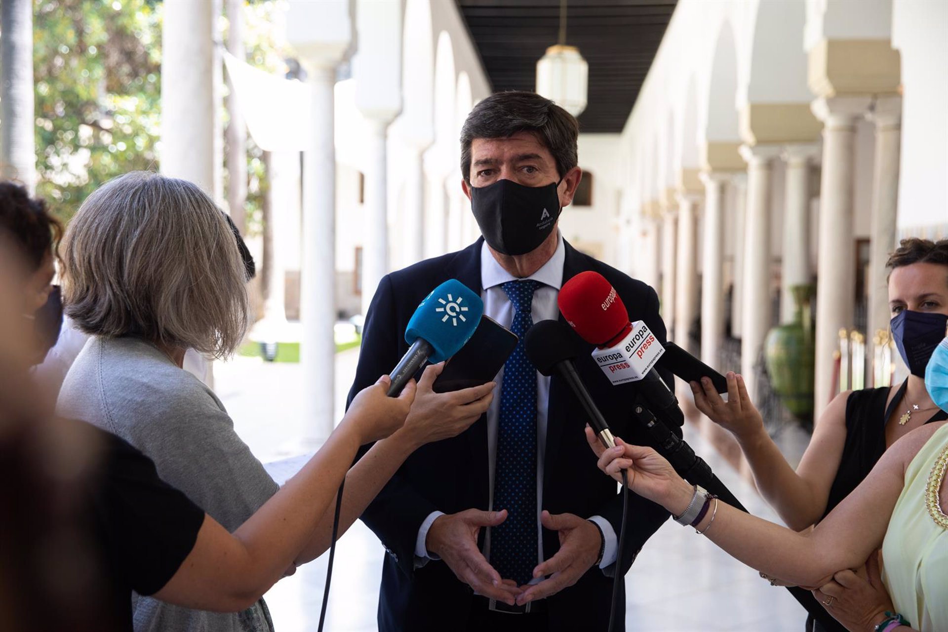 Marín contempla que Cs apoye al PSOE en proyectos «beneficiosos» de ciudad sin entrar en su posible gobierno