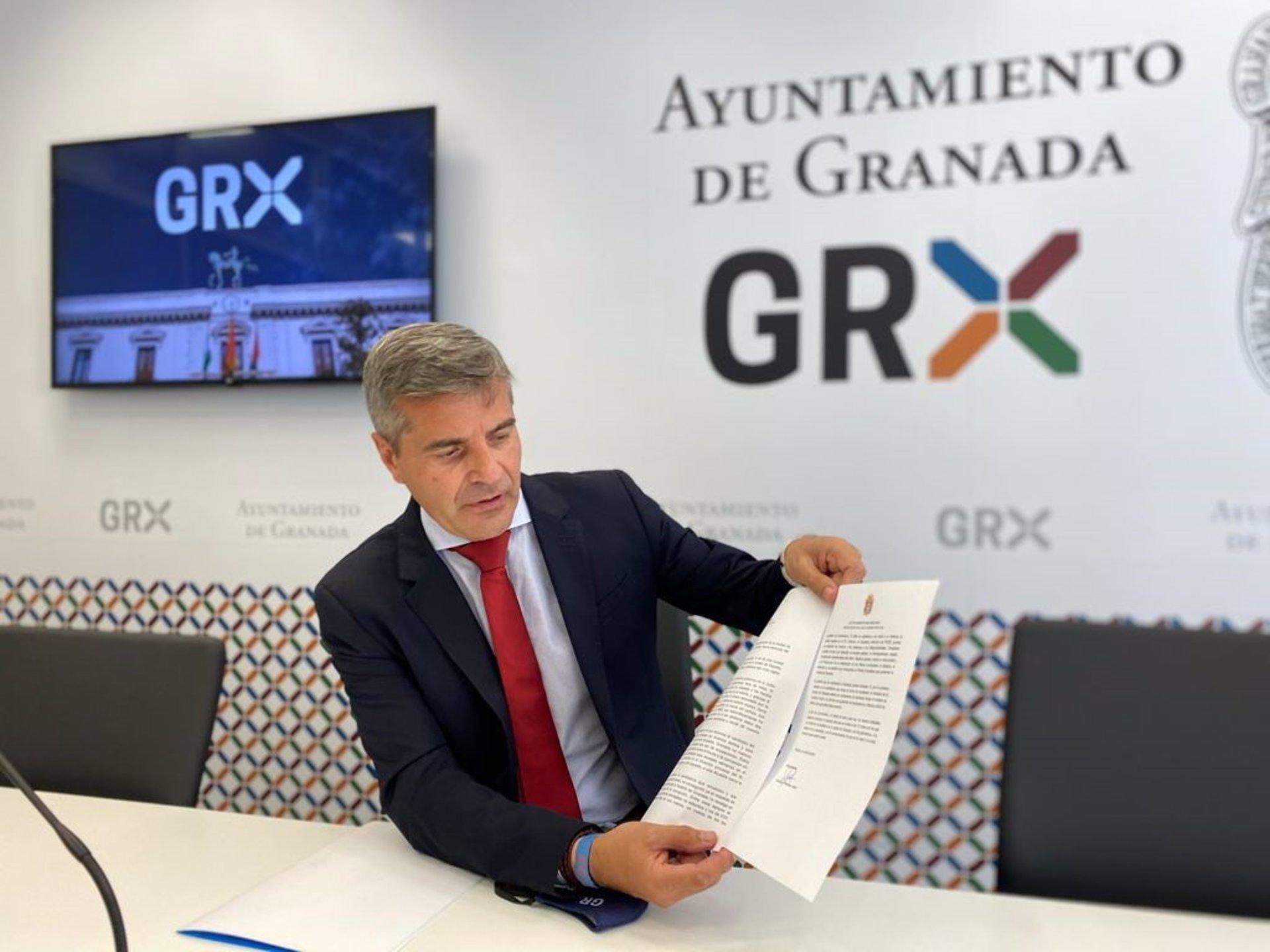 PP pide a Arrimadas y Marín el apoyo de Cs para evitar un alcalde del PSOE en Granada