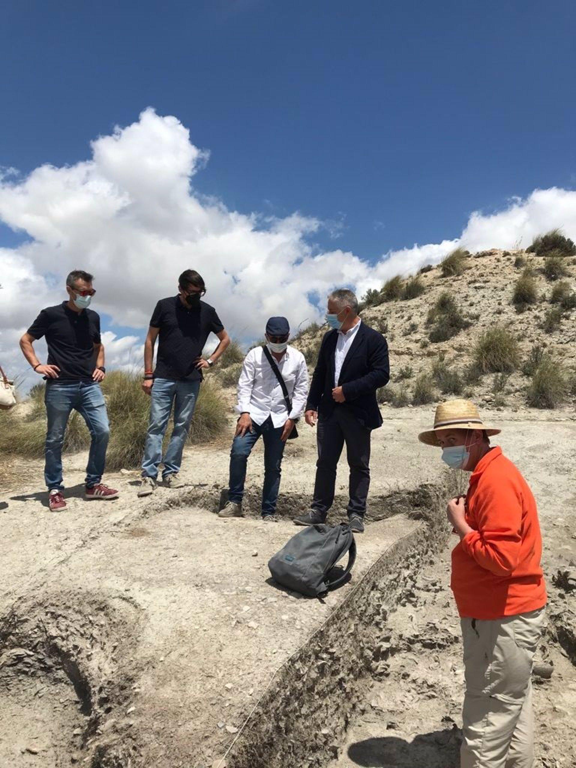 Diputación duplica la inversión en la protección y conservación del patrimonio arqueológico de los municipios