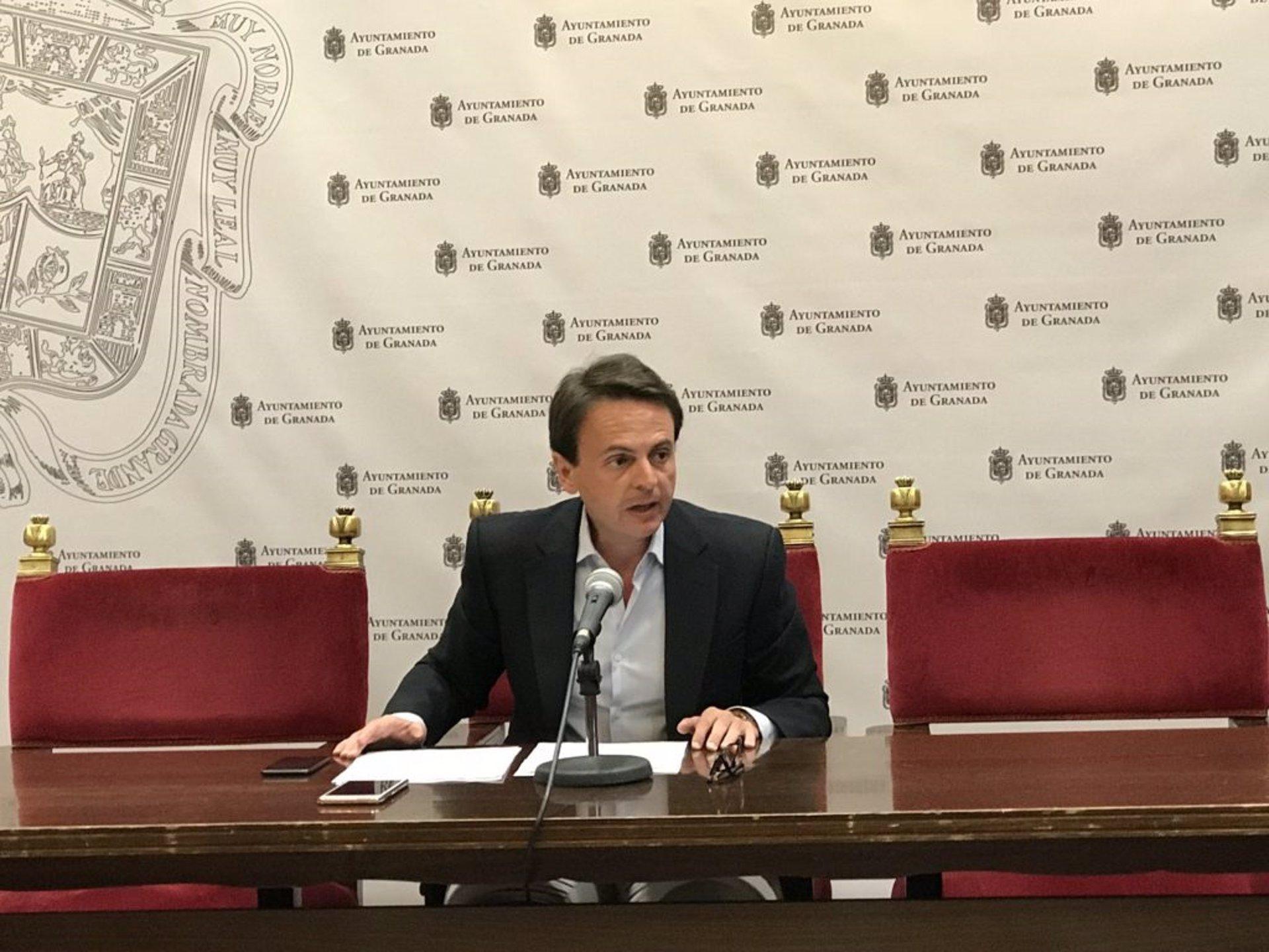 El juez procesa al exconcejal del PP Juan Antonio Fuentes por la causa de TG7