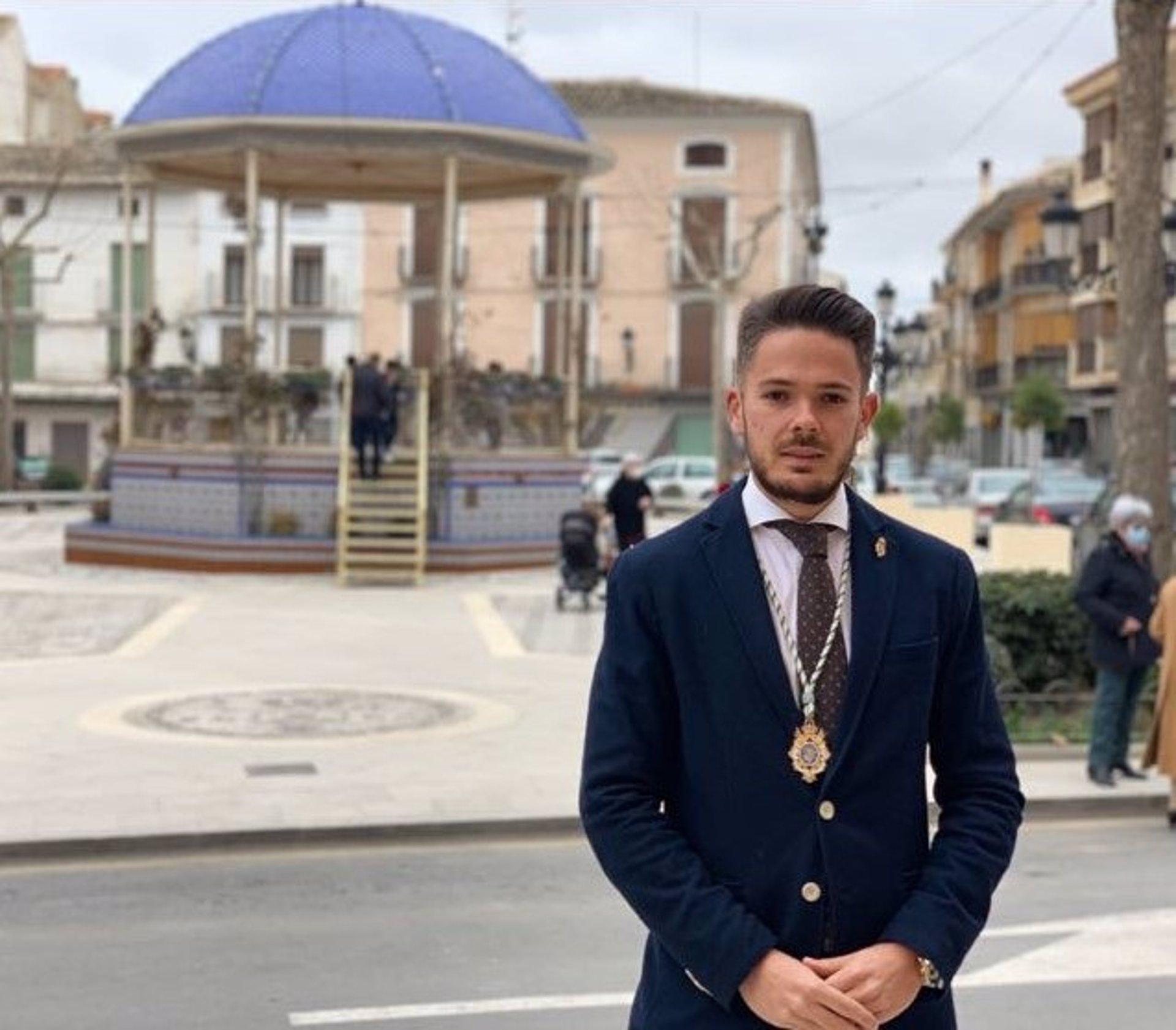 Ramón Martínez (Cs) toma posesión este sábado como alcalde de Huéscar por un pacto de alternancia con el PP