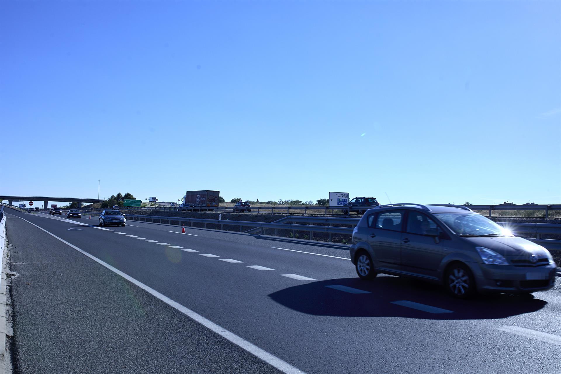 Más de 2.600 conductores denunciados durante la campaña de control de velocidad en carreteras andaluzas