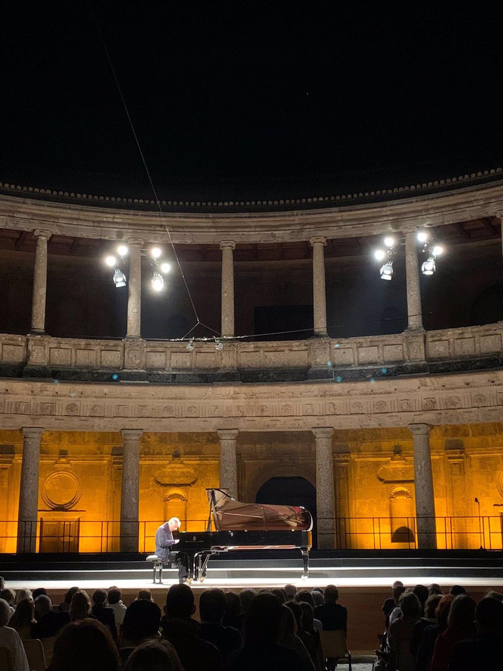 El Festival Internacional de Música y Danza reúne a unos 33.000 espectadores en su 70 edición