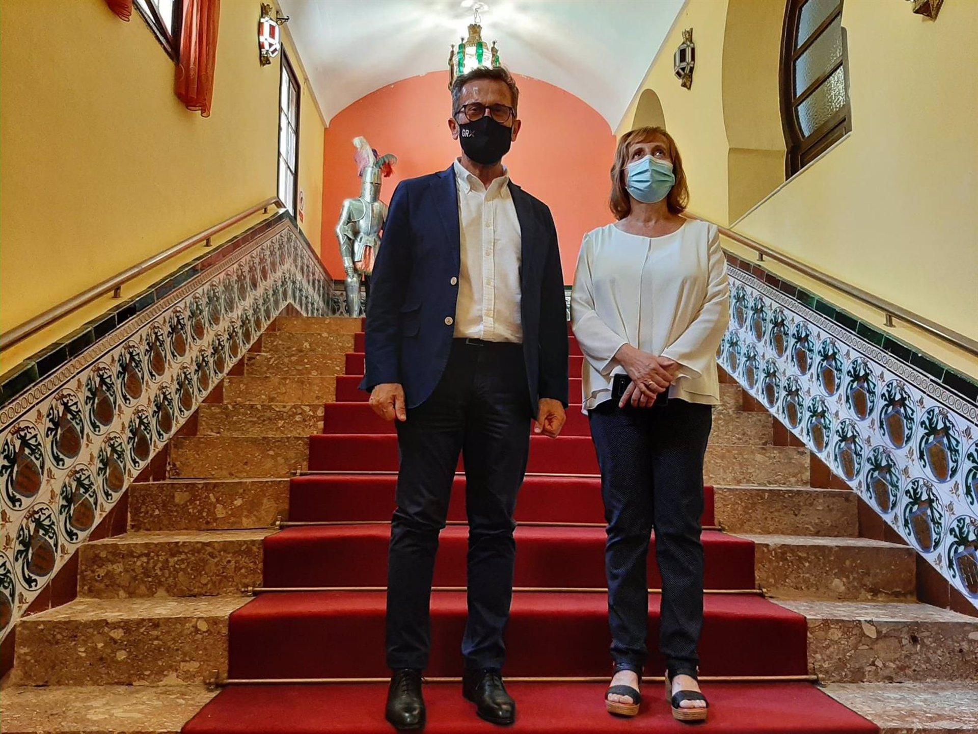 """La Junta destaca el potencial de Láchar como """"destino de primer nivel"""" dentro del turismo de interior en Granada"""