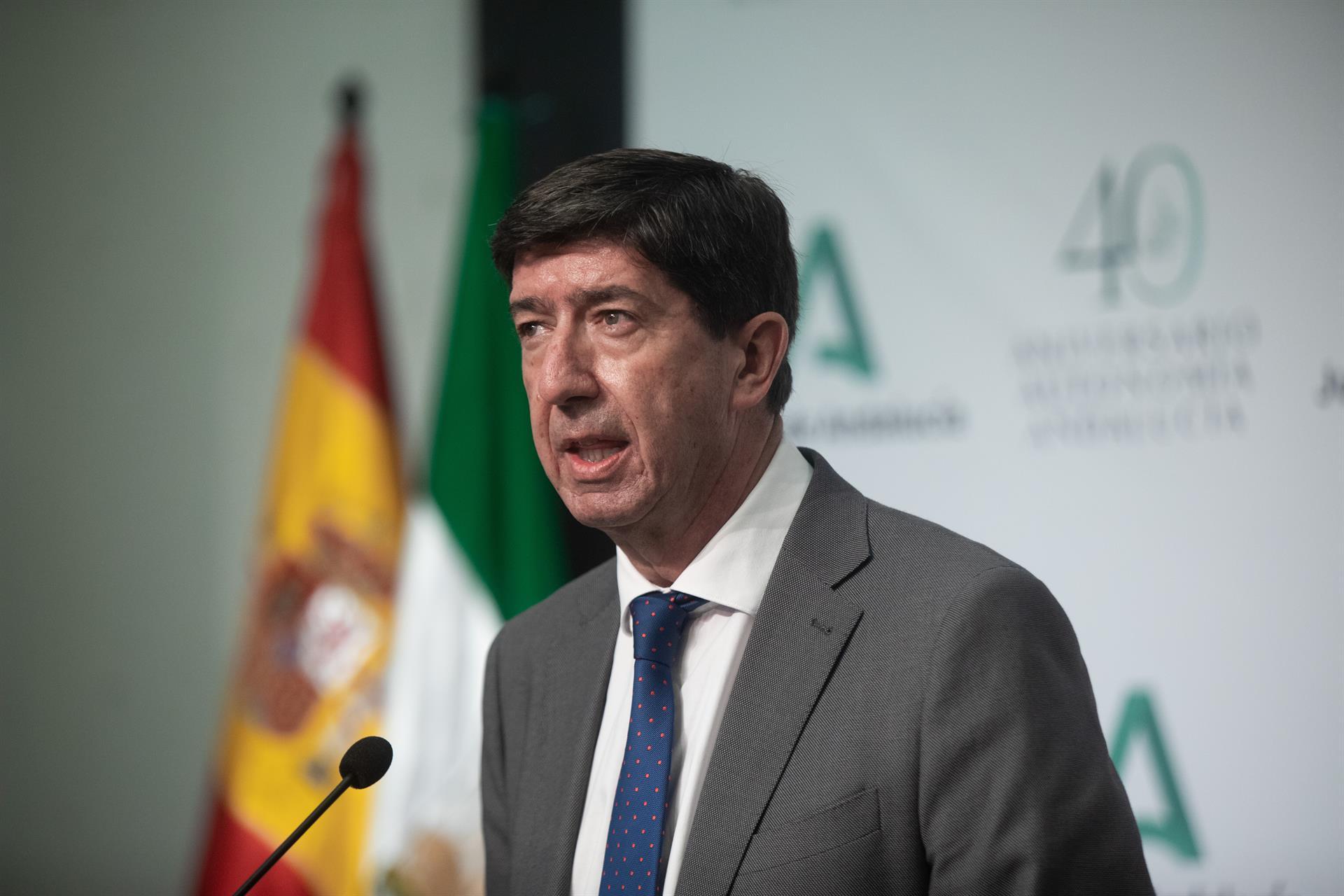 Marín dice que «no hay duda de que la legislatura se agota» porque «con prórroga del Presupuesto la terminamos en 2022»