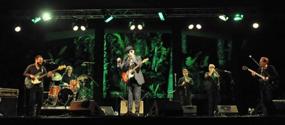 Juan Perro inaugura Jazz en la Costa con el primer 'lleno'