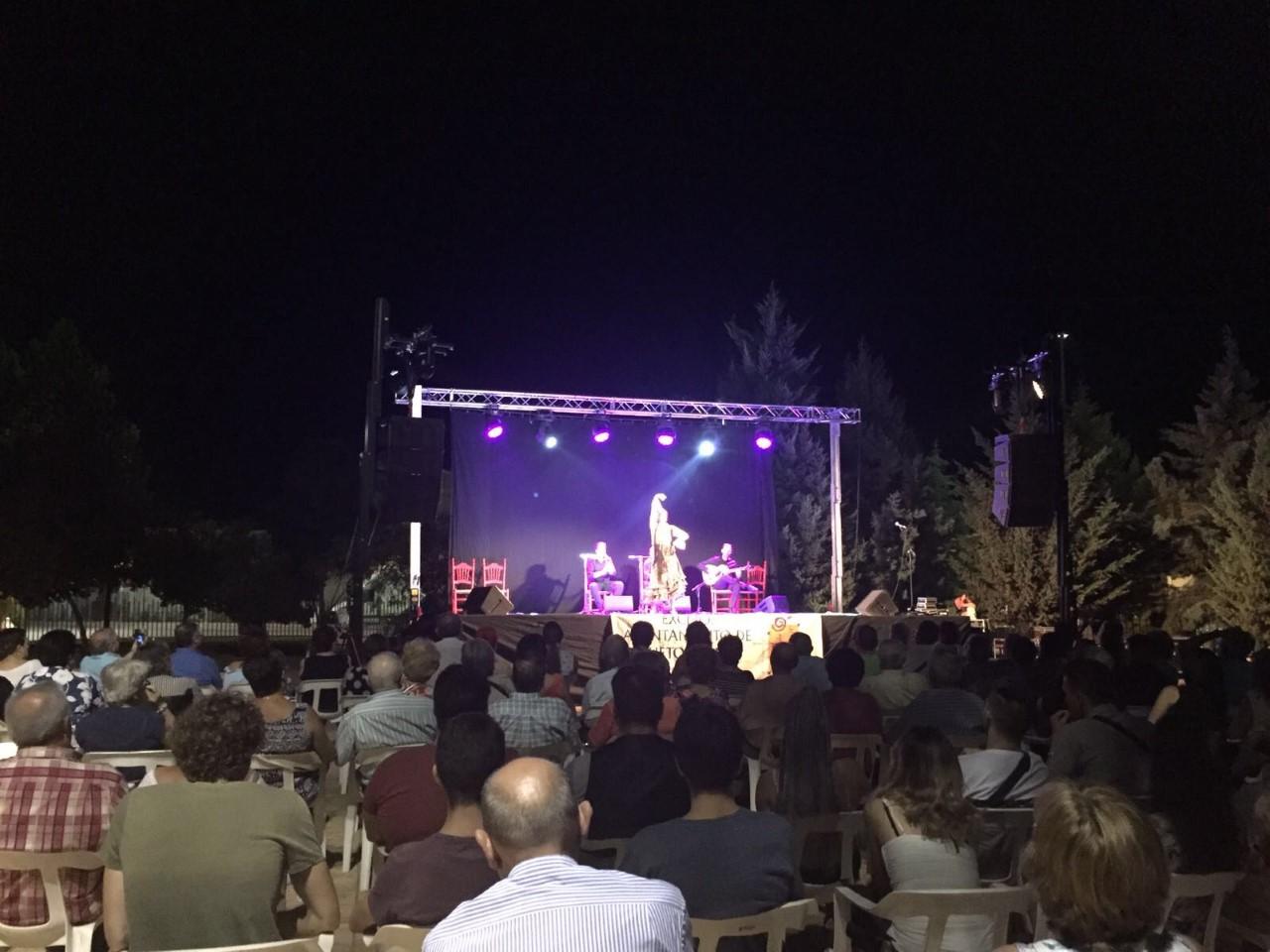 El Festival de Flamenco Joven de Huétor Tájar celebra este viernes sus 16 años de vida