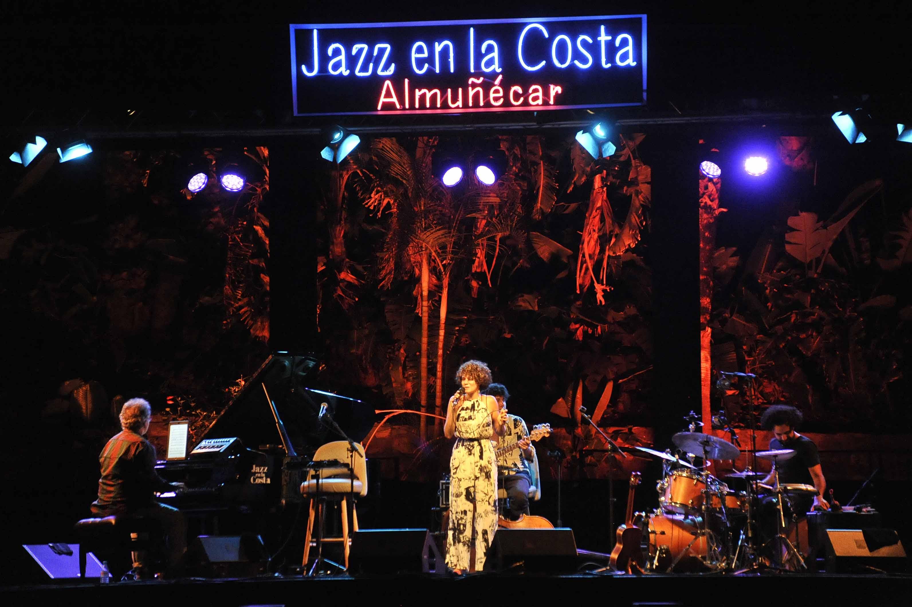 Richard Bona y Alfredo Rodríguez en Jazz en la Costa: delicatesen