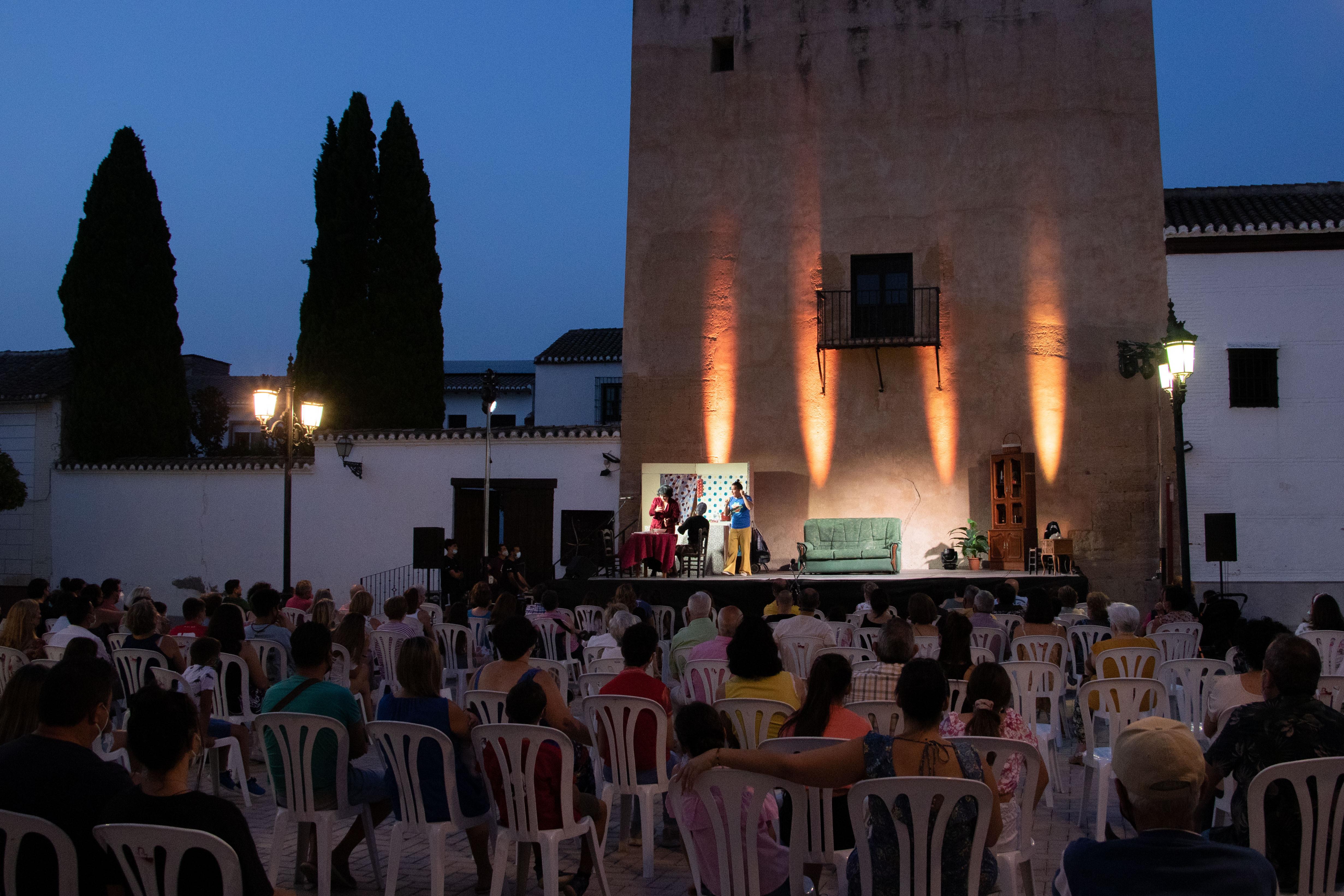 Las Gabias cierra su verano cultural con más de 50 actividades, el programa más extenso de la provincia