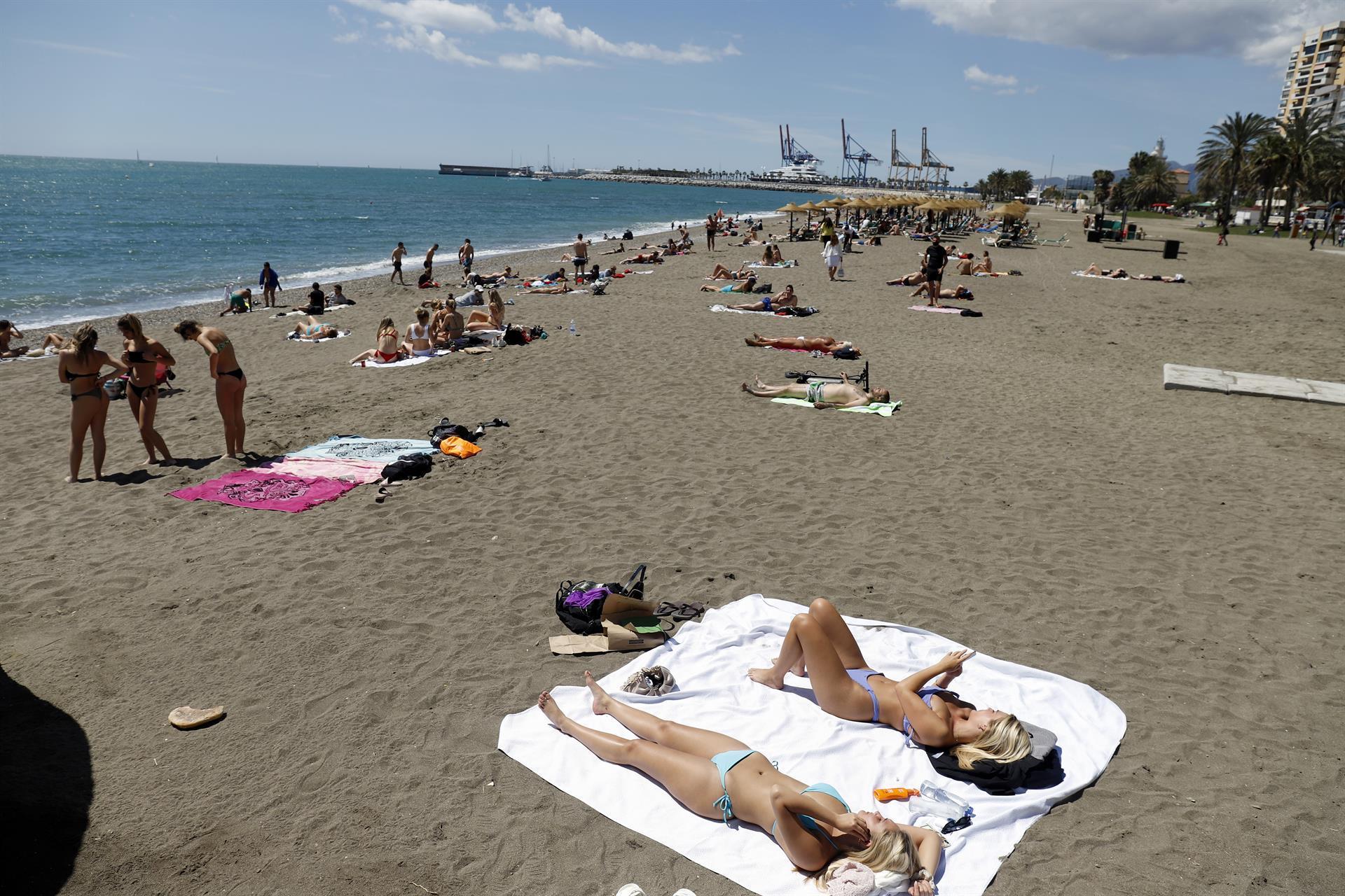 La ola de calor termina en Andalucía, excepto en Córdoba, donde se espera aviso amarillo este martes