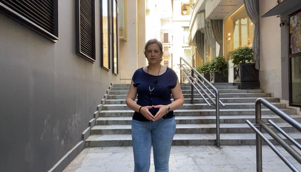 VOX reitera la necesidad urgente de mejorar la limpieza de las calles de Granada