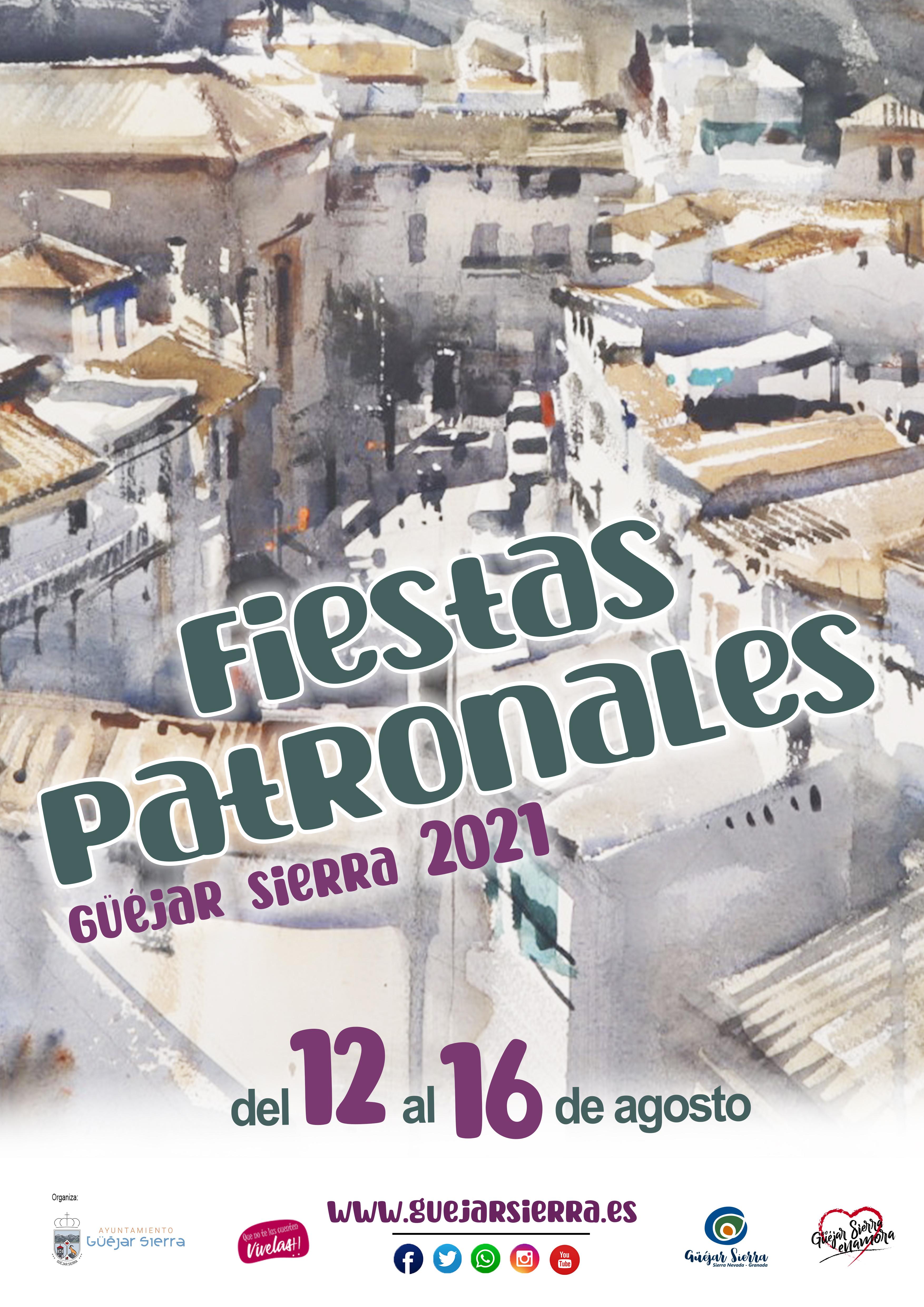 Güéjar celebra esta semana sus Fiestas Patronales