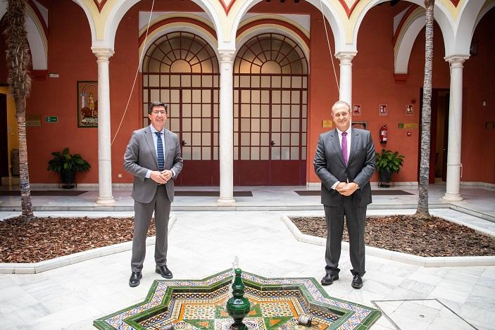 La Junta abona más de 360.000 euros en un primer pago por la Justicia Gratuita del segundo trimestre