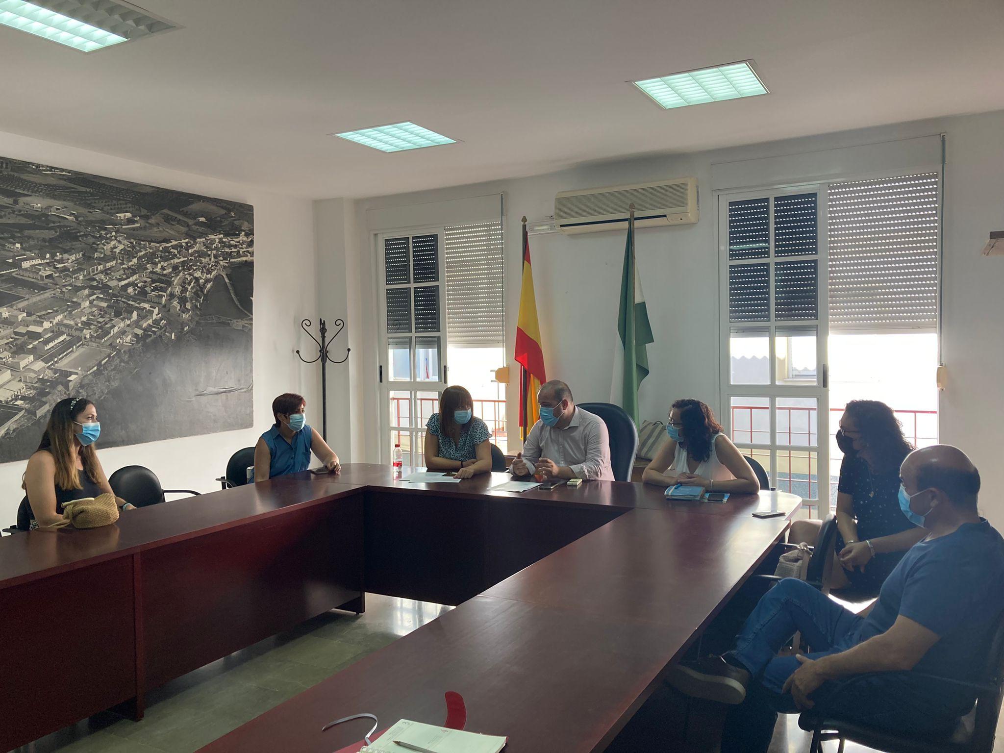 Villanueva Mesía ofrecerá contratos de trabajo a personas vulnerable gracias al apoyo de Diputación