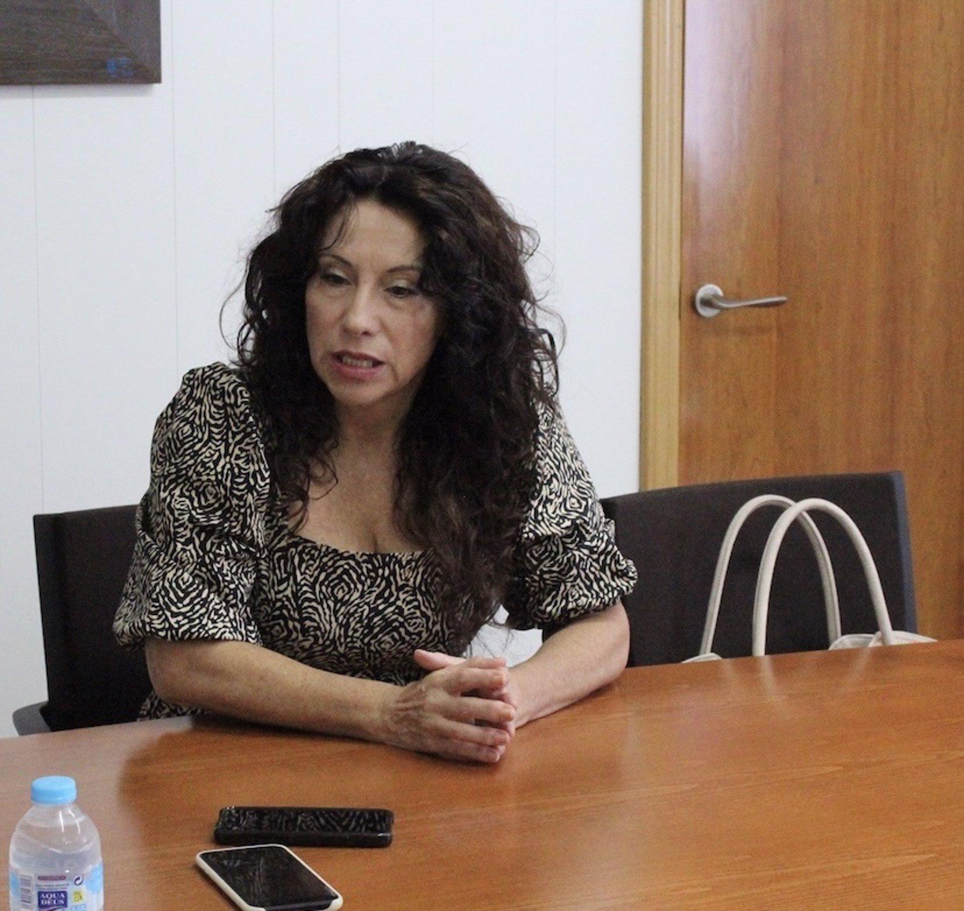 Ruiz sostiene que «a los negacionistas de la violencia machista hay que obviarlos» porque «los datos están ahí»