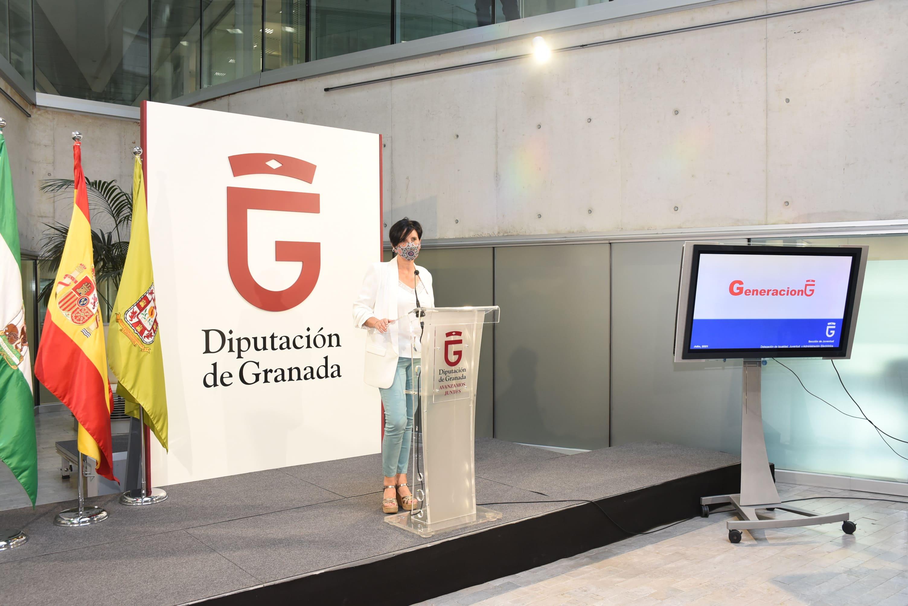 """""""Generación G"""": líderes juveniles de cada territorio ofrecen su experiencia y conocimiento a otros jóvenes"""