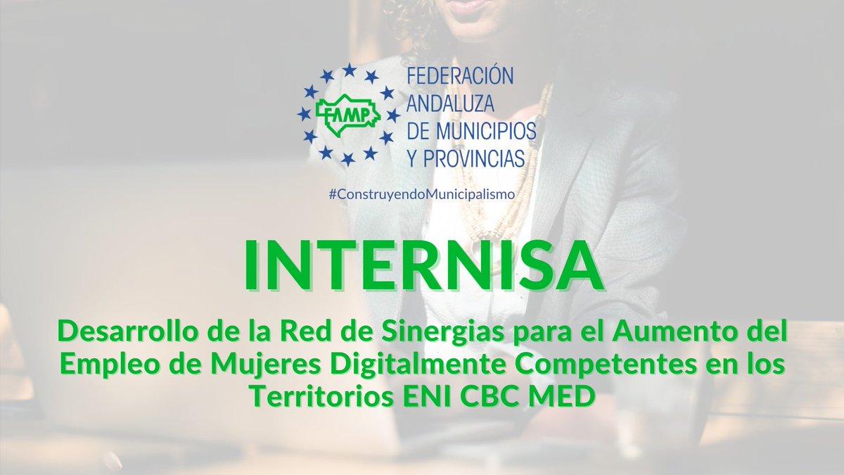 Diputación participa en un proyecto europeo para formar a mujeres jóvenes sin estudios en competencias digitales