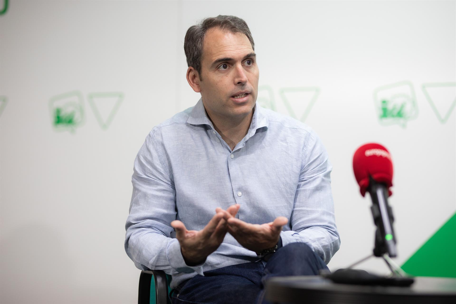 Valero defiende que Unidas Podemos y PSOE-A están «mandatados» a buscar «acuerdos» en «beneficio» de los andaluces
