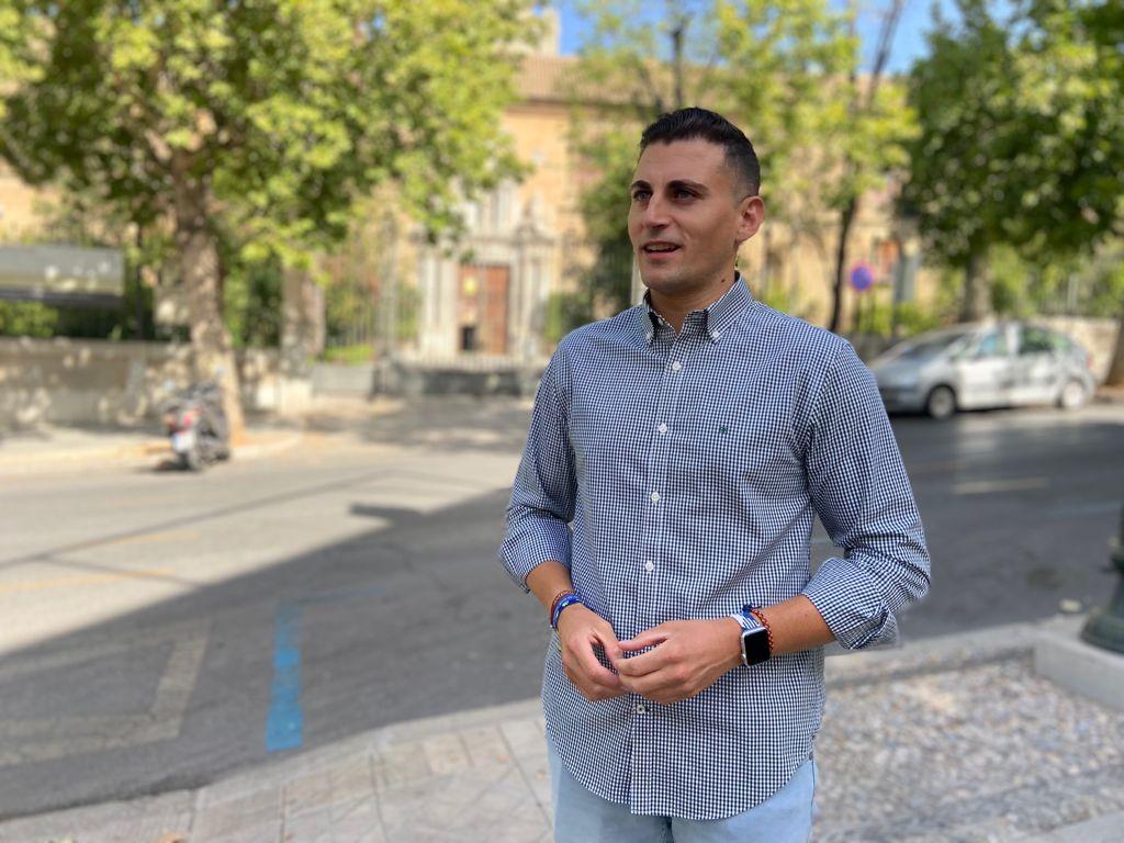 Caracuel remarca que, con Moreno en el gobierno, los jóvenes pagan una de las tasas universitarias más bajas de España
