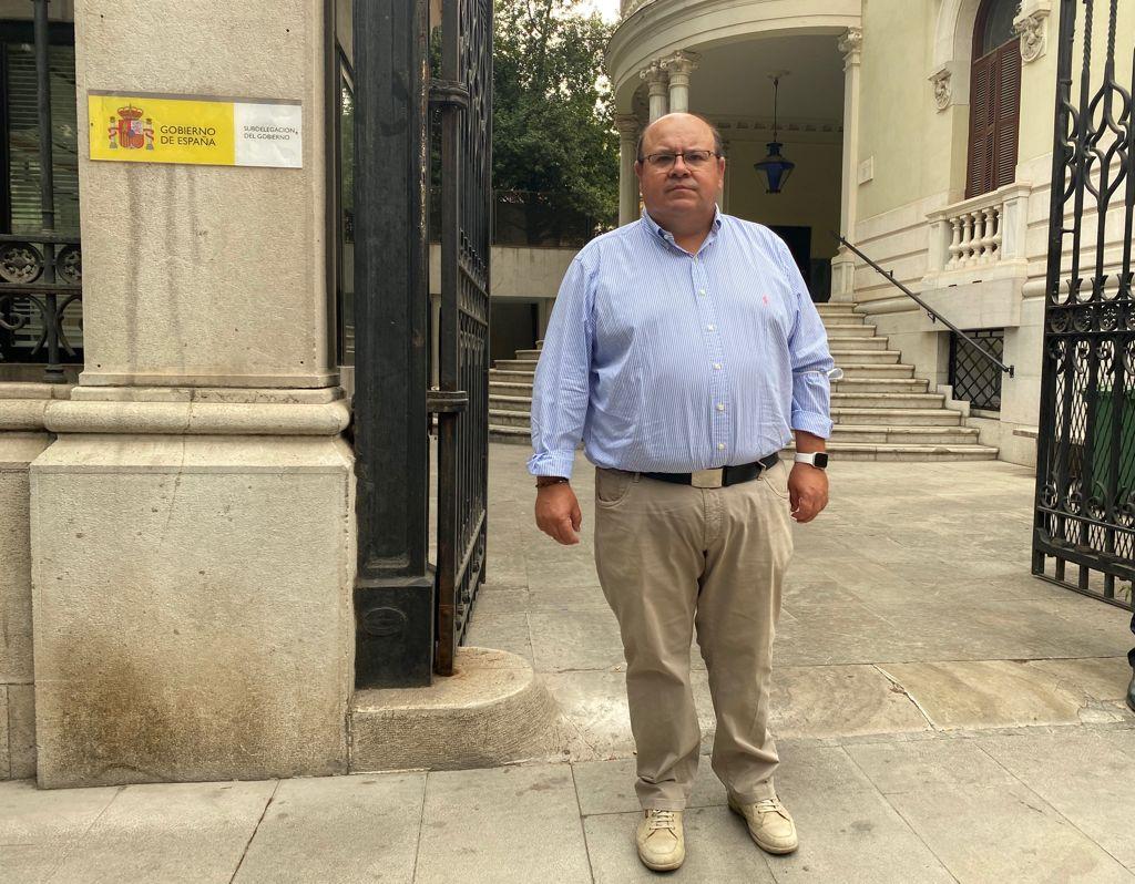 """Robles (PP) sobre el Ingreso Mínimo Vital: """"De las 42.000 familias que tenían derecho a cobrarlo en Granada tan solo 9.800 lo han recibido"""""""