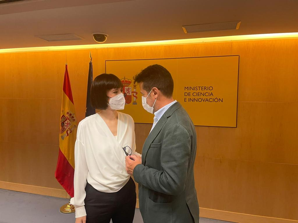 "El PSOE destaca el respaldo inversor del Gobierno a la I+D+i, un ""motor de excelencia"" para la provincia"