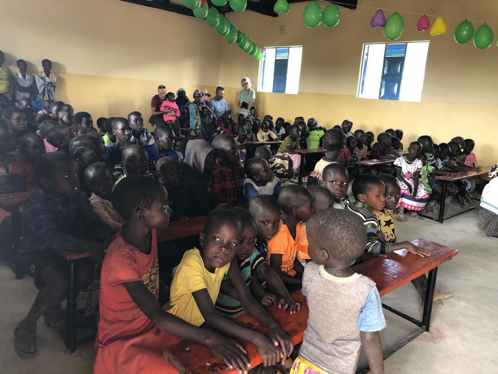 De Granada a Kenia: tres guarderías acogen y educan ya a más de 200 niños y niñas sin recursos